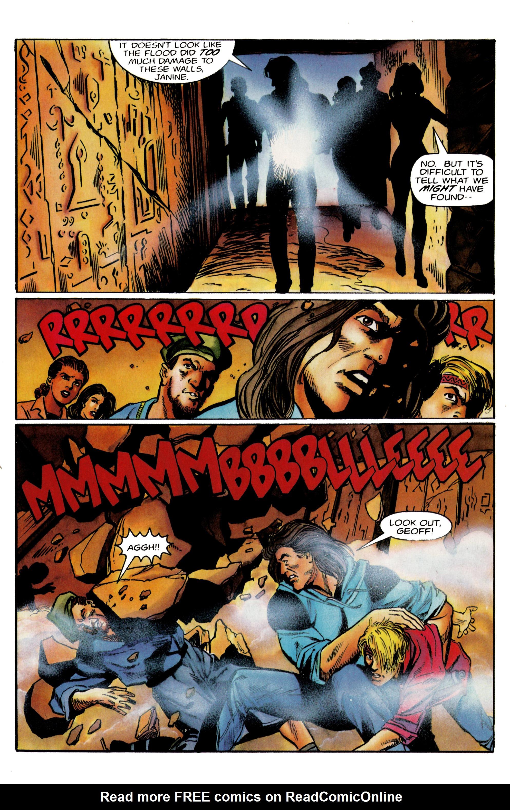 Read online Eternal Warrior (1992) comic -  Issue #19 - 13