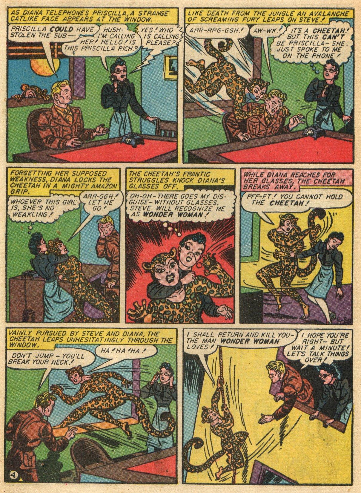 Read online Sensation (Mystery) Comics comic -  Issue #22 - 6