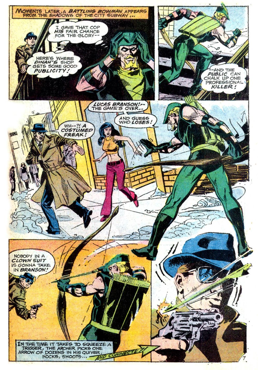 Action Comics (1938) 421 Page 30
