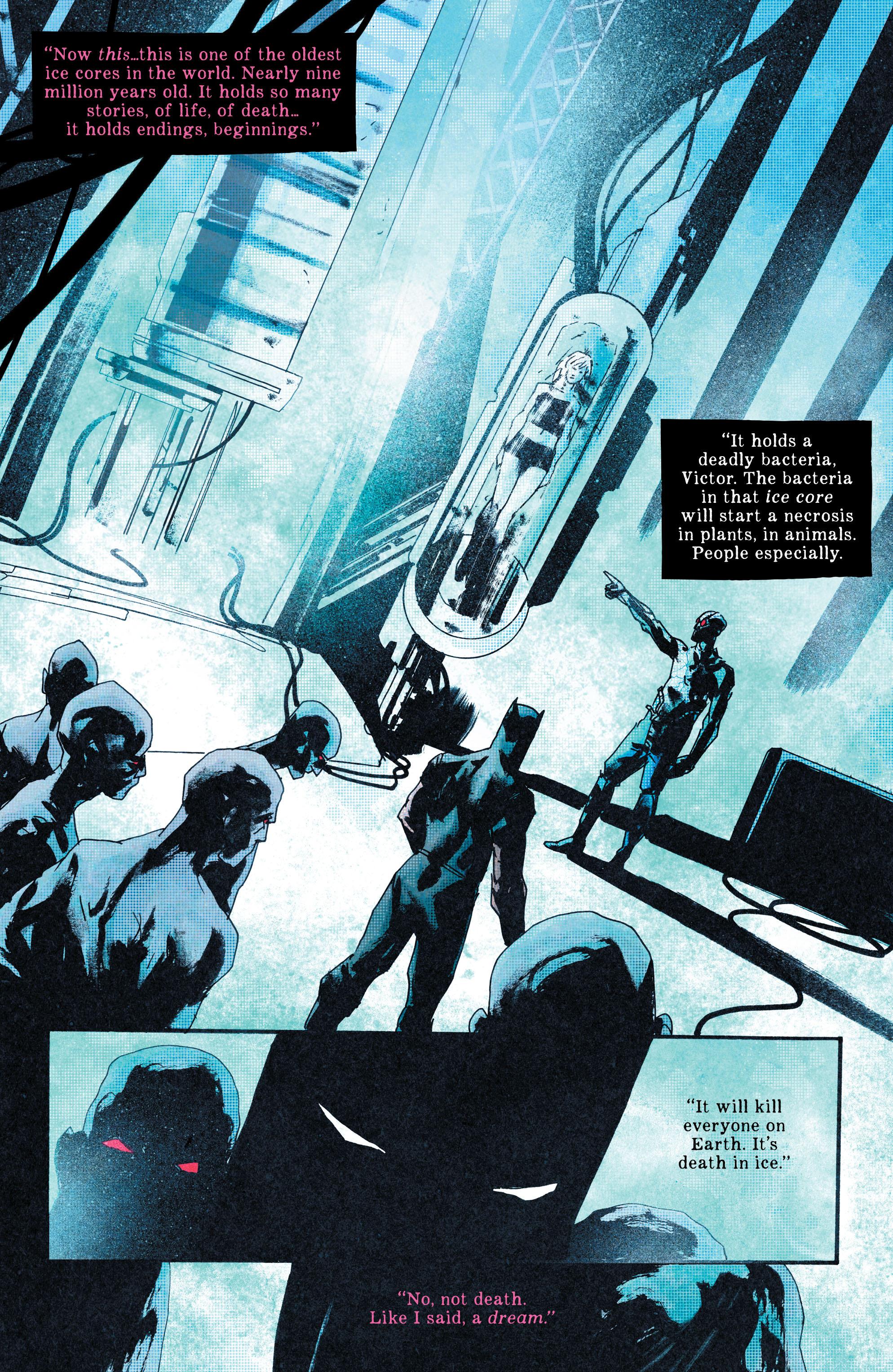 Read online All-Star Batman comic -  Issue #6 - 16