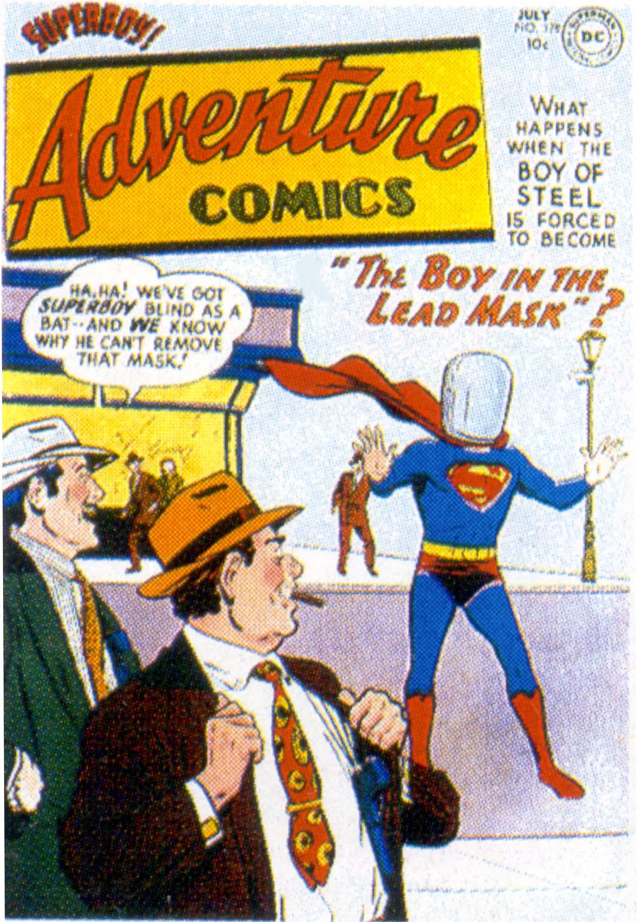 Read online Adventure Comics (1938) comic -  Issue #178 - 1