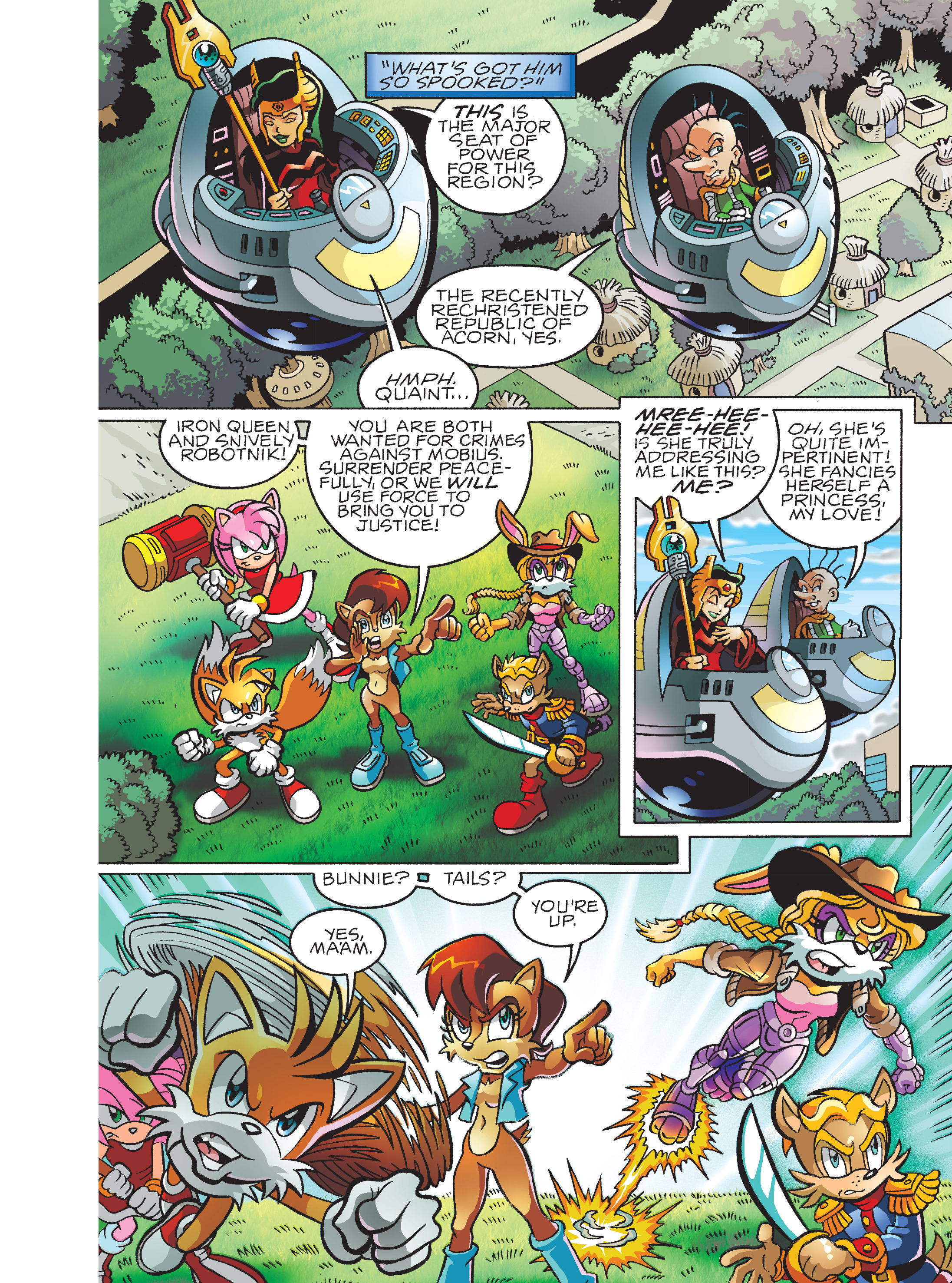 Read online Sonic Super Digest comic -  Issue #7 - 14