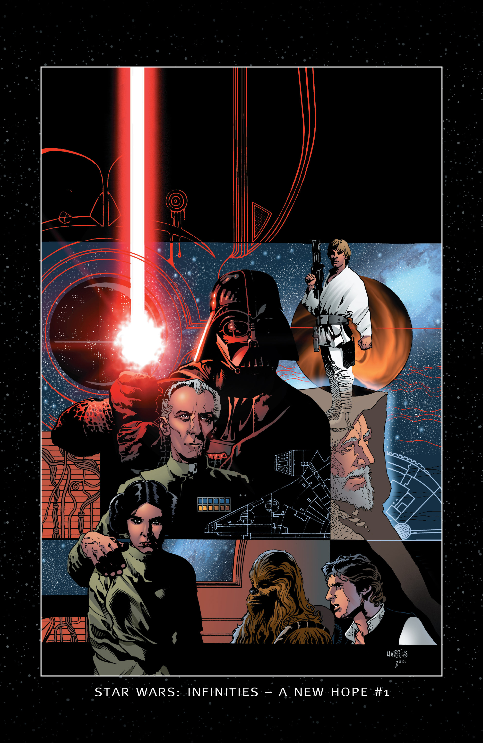 Read online Star Wars Omnibus comic -  Issue # Vol. 27 - 4