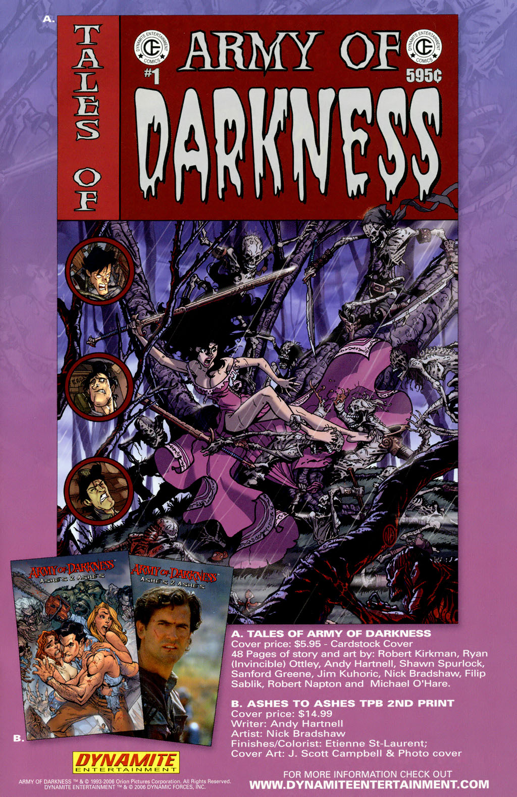 Read online Army of Darkness vs. Re-Animator comic -  Issue #4 - 27