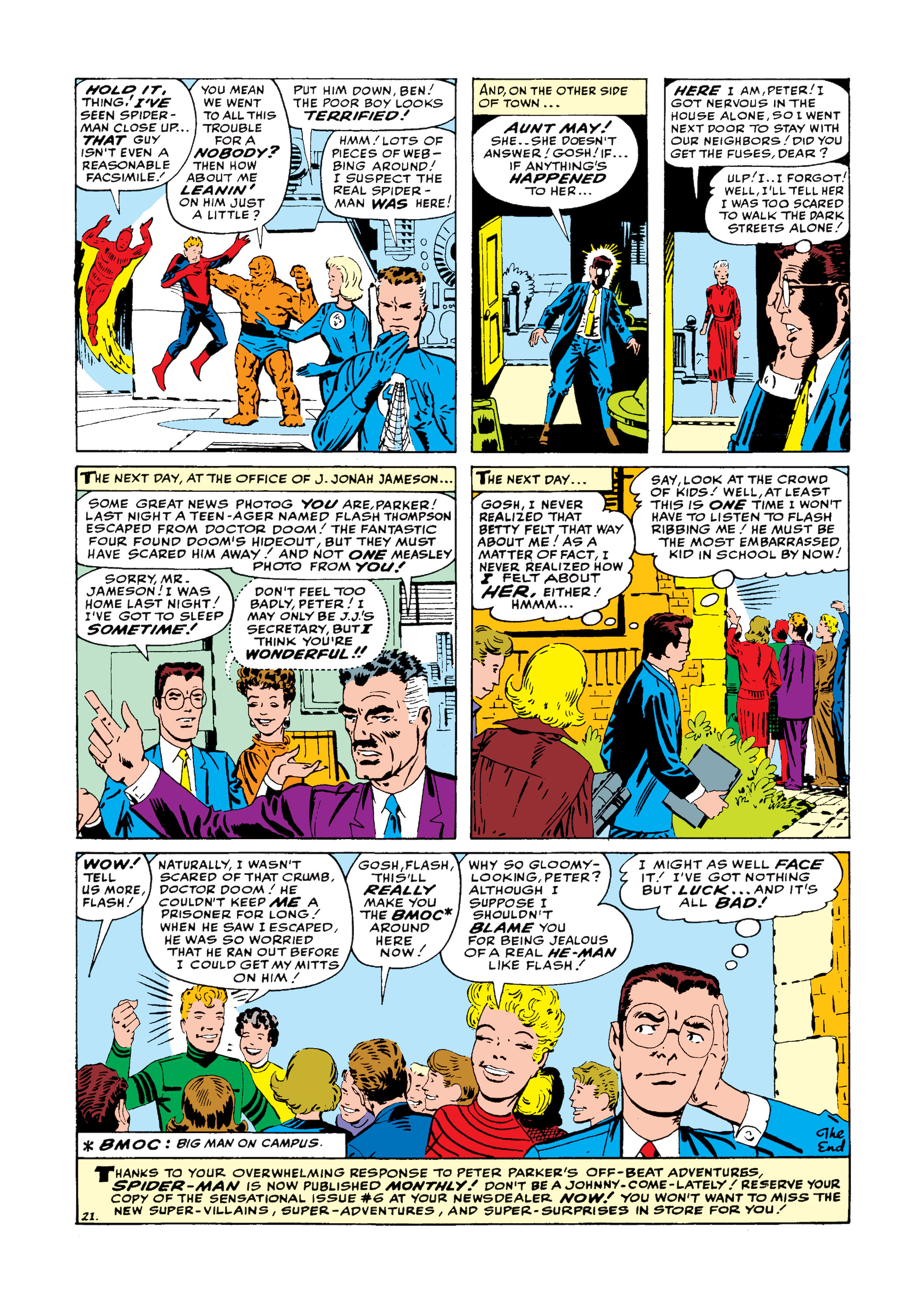 The Amazing Spider-Man (1963) 5 Page 21