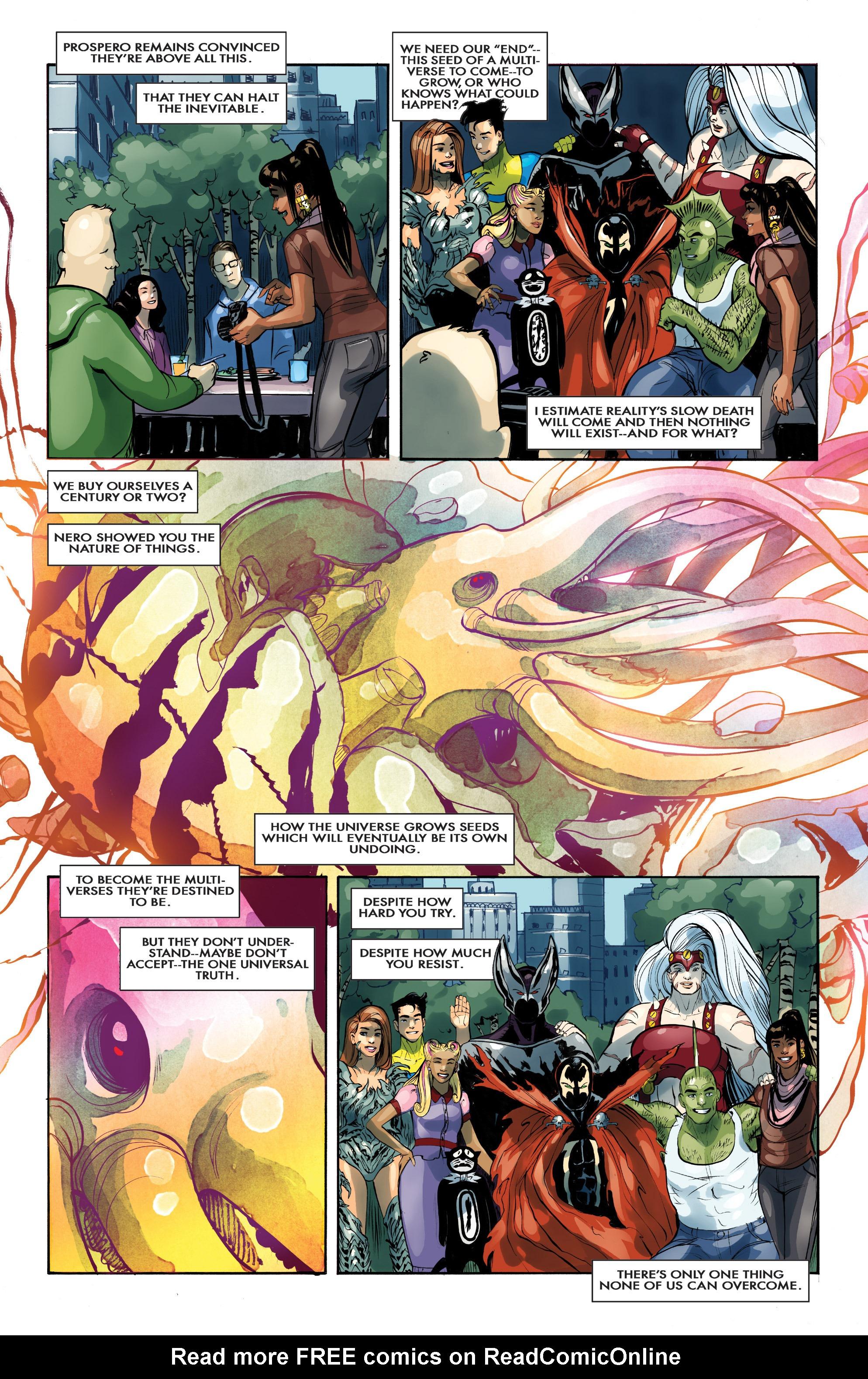 Read online Shutter comic -  Issue #25 - 9