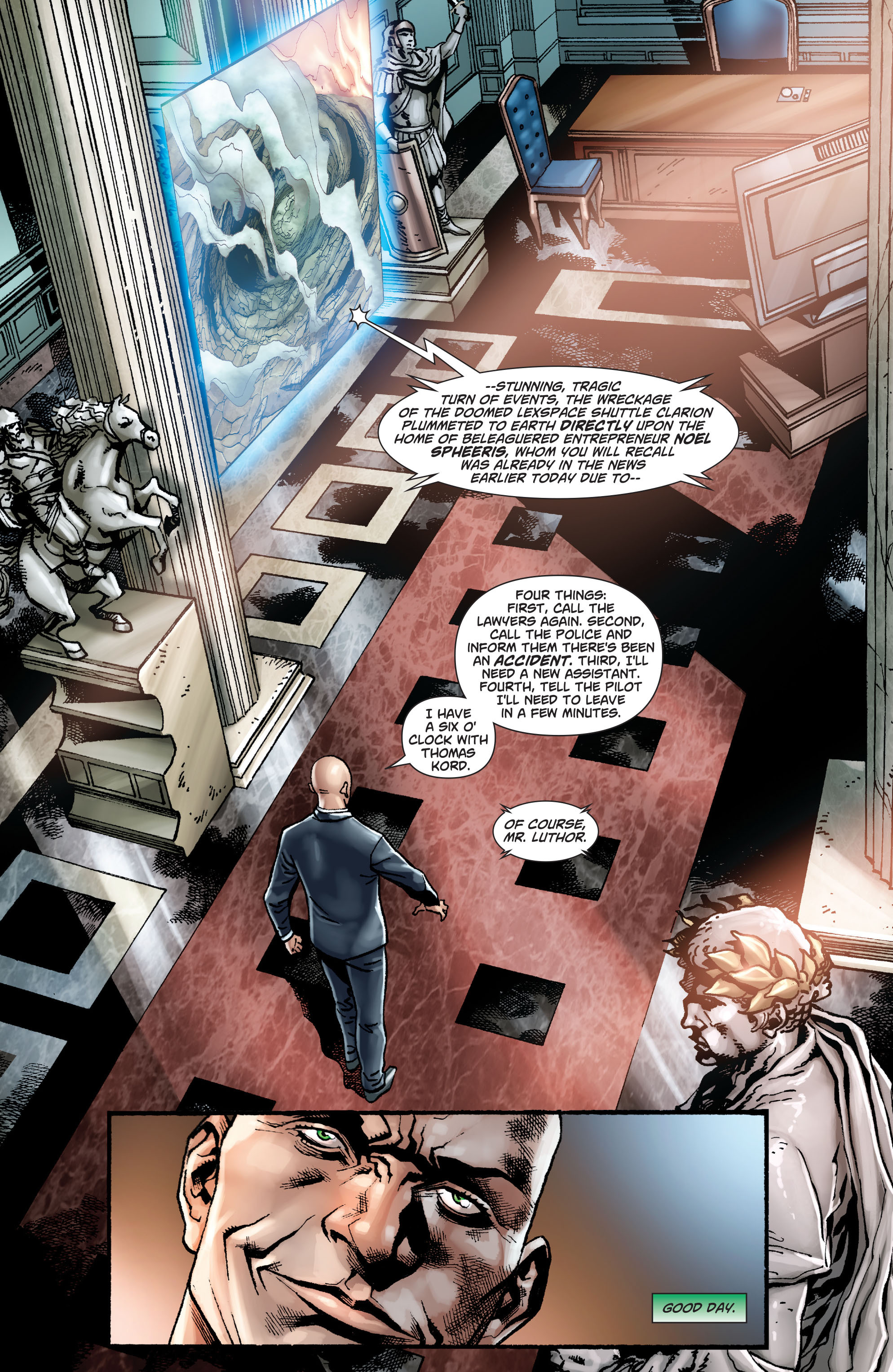 Read online Action Comics (2011) comic -  Issue #23.3 - 19