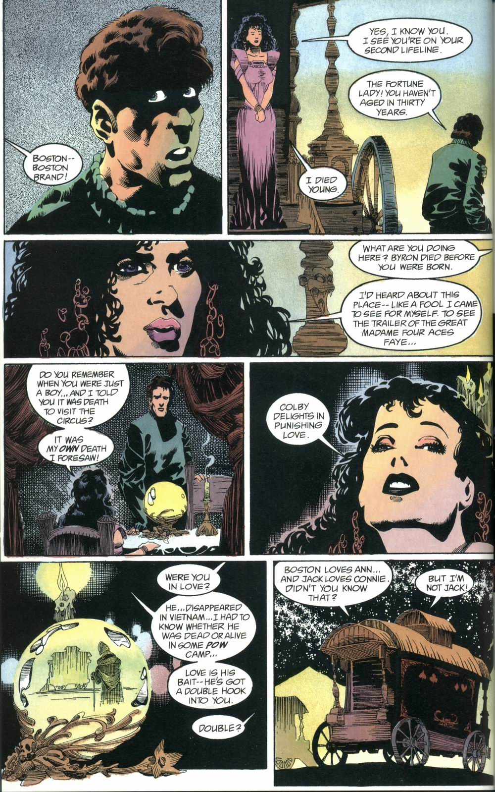 Read online Deadman: Love After Death comic -  Issue #2 - 16