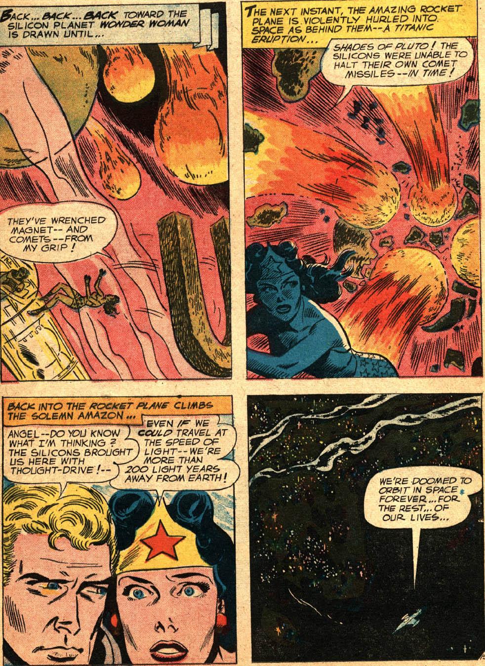 Read online Wonder Woman (1942) comic -  Issue #99 - 17