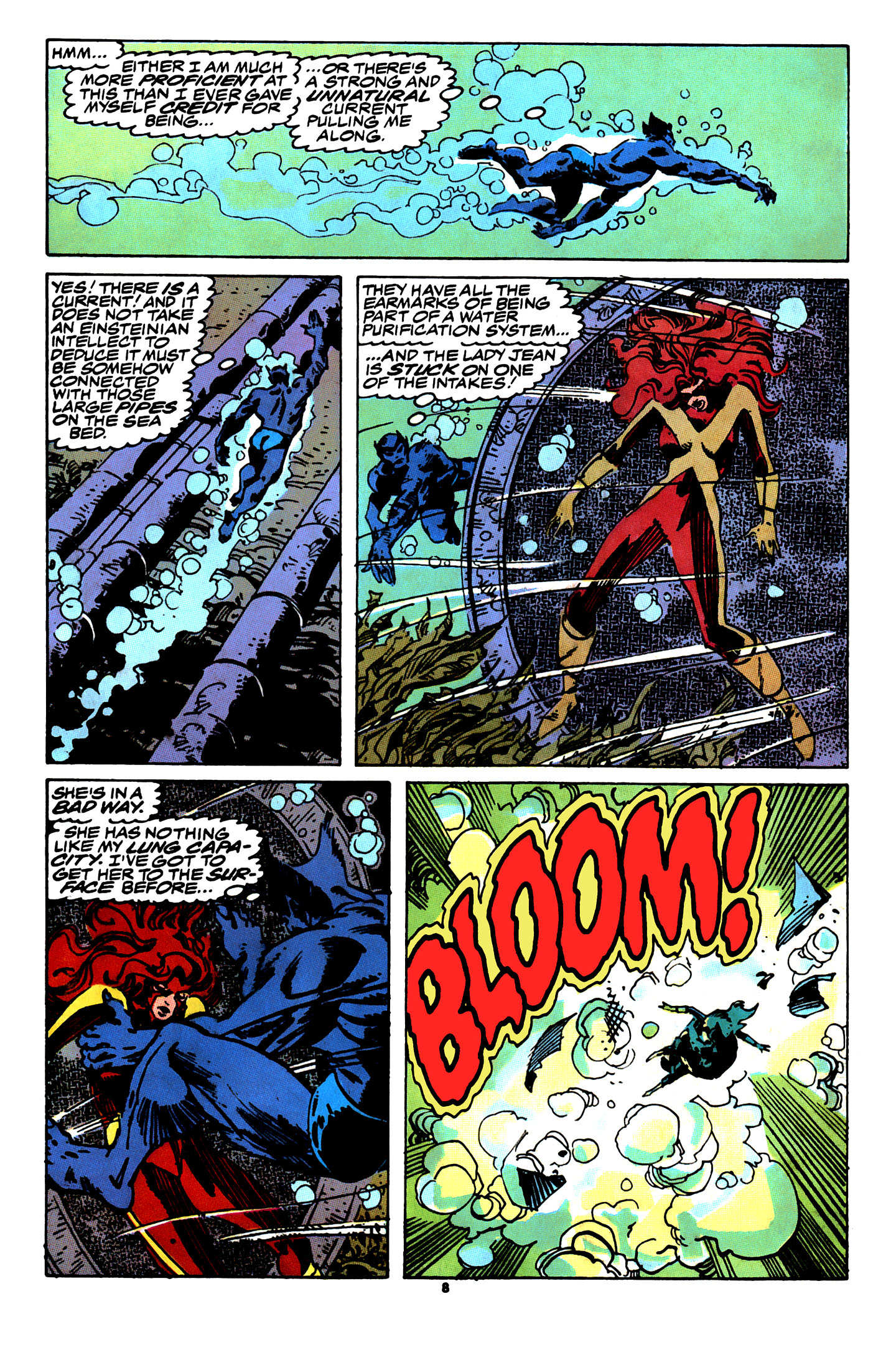Read online X-Factor (1986) comic -  Issue # _ Annual 4 - 8