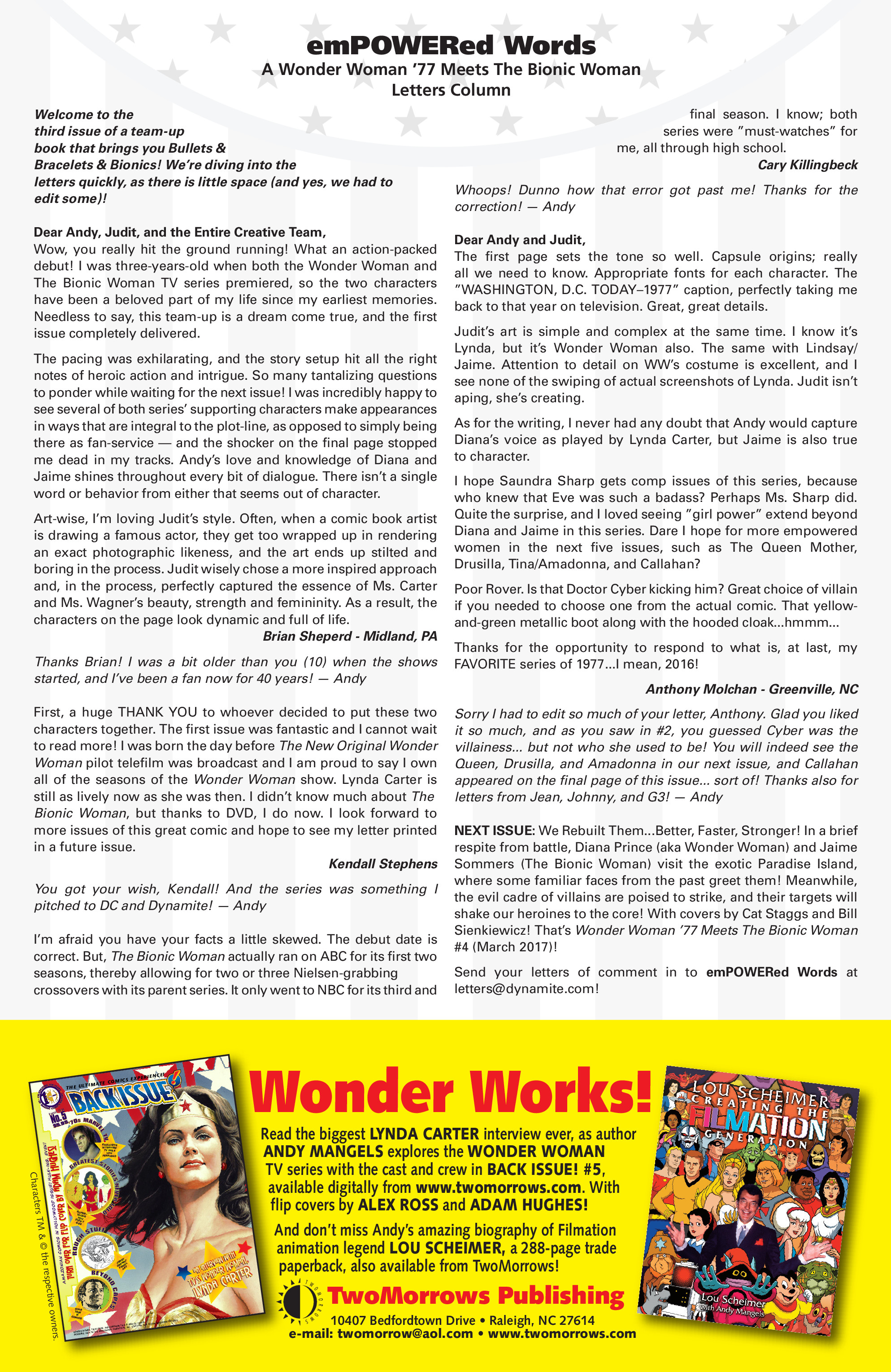 Read online Wonder Woman '77 Meets The Bionic Woman comic -  Issue #3 - 26