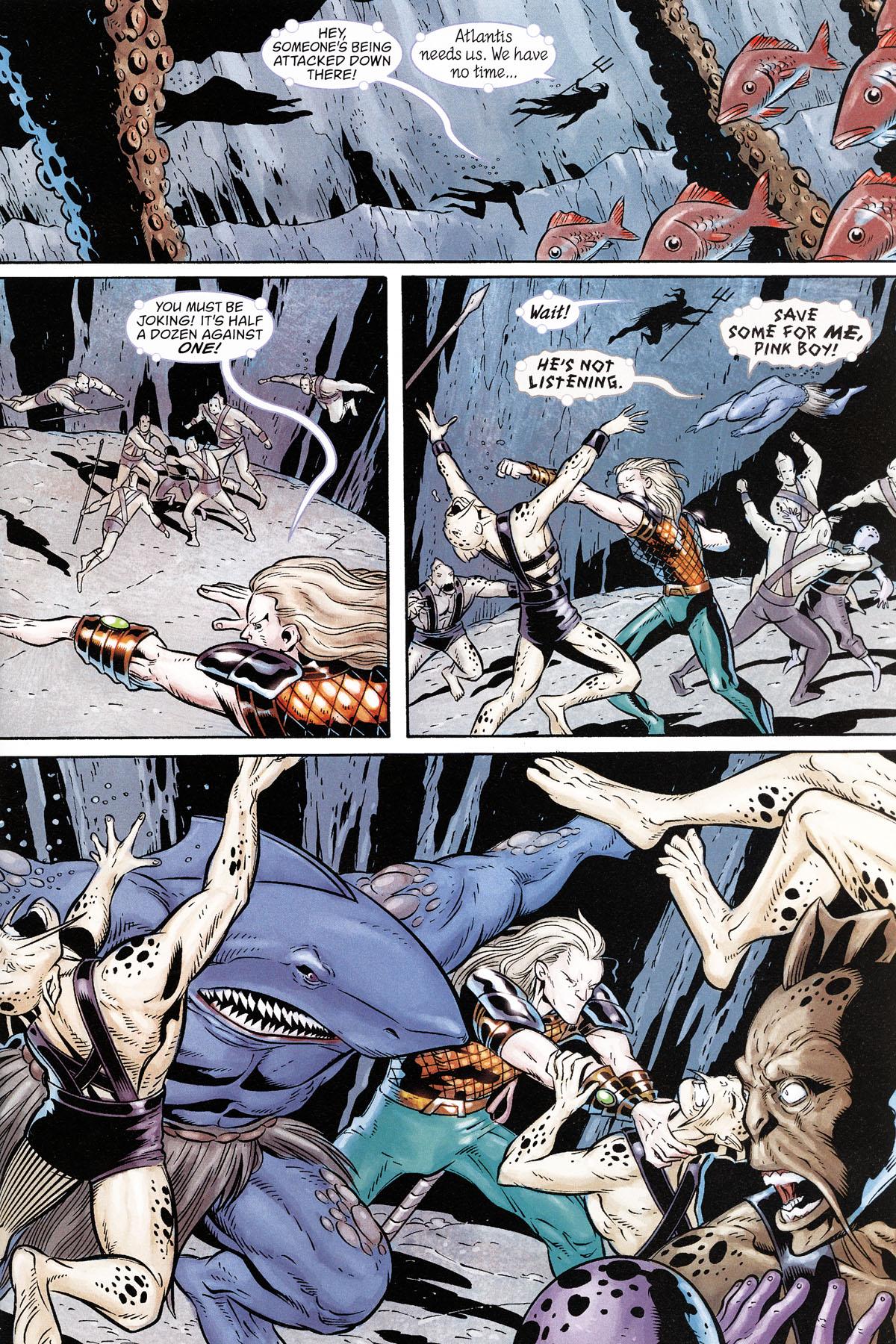 Read online Aquaman: Sword of Atlantis comic -  Issue #50 - 6