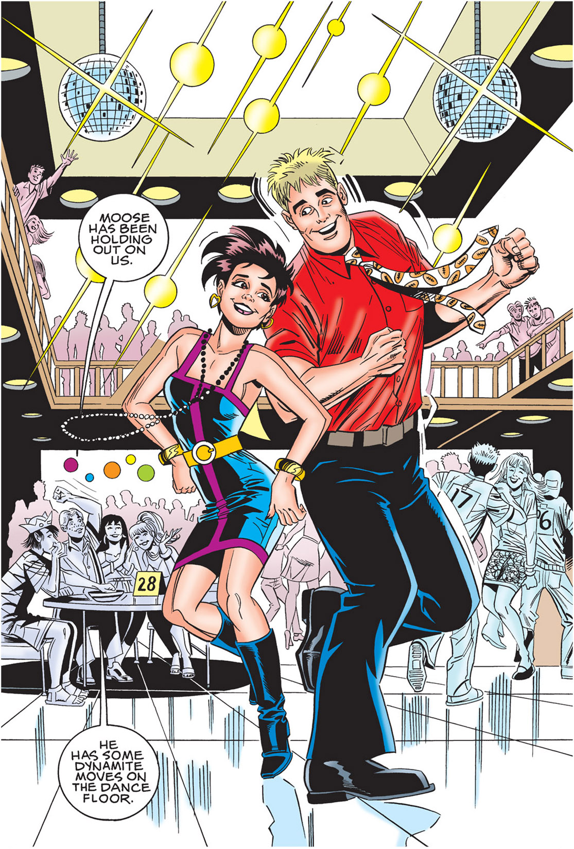 Read online Archie's New Look Series comic -  Issue #3 - 108