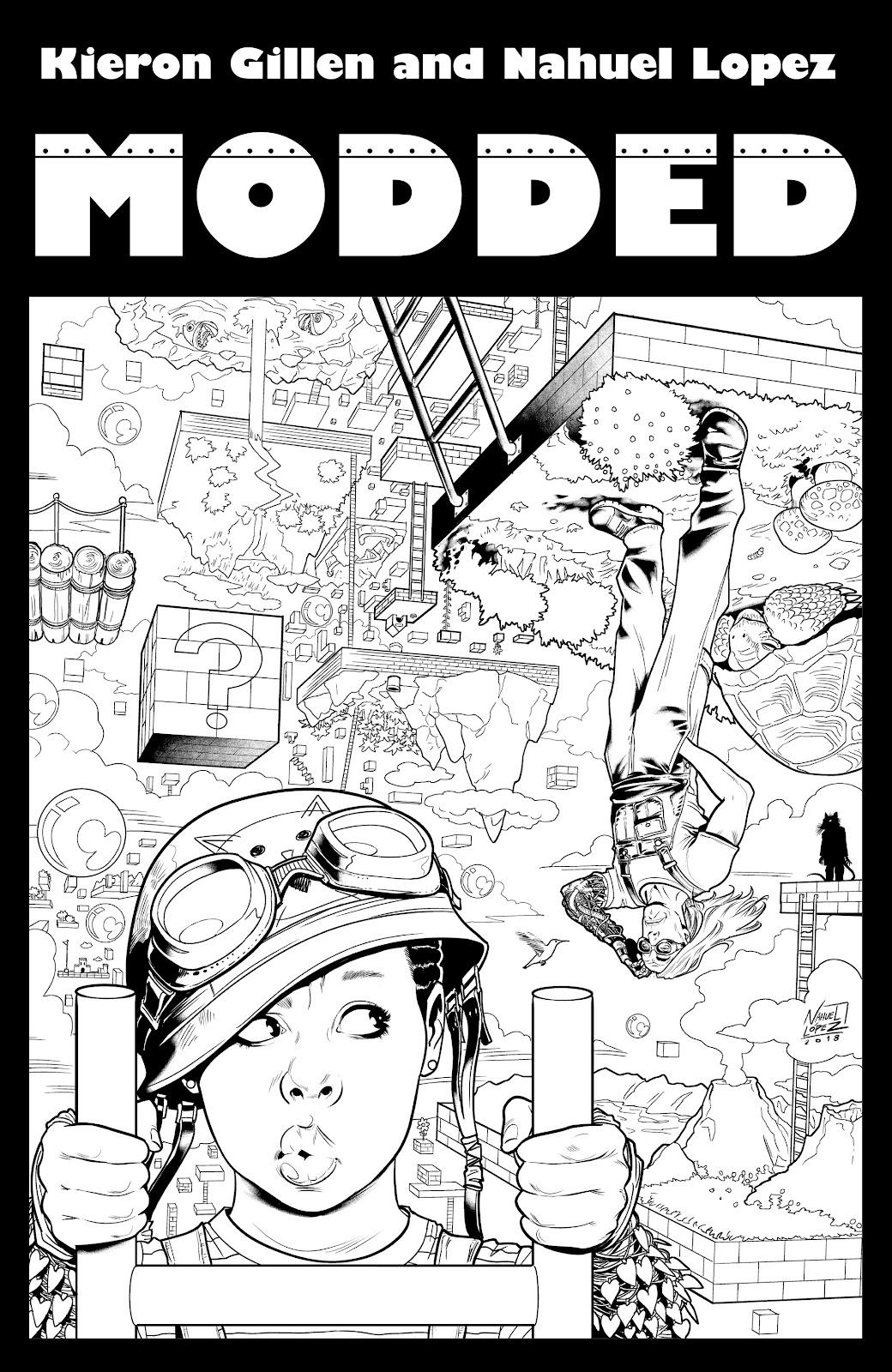 Read online Alan Moore's Cinema Purgatorio comic -  Issue #17 - 23