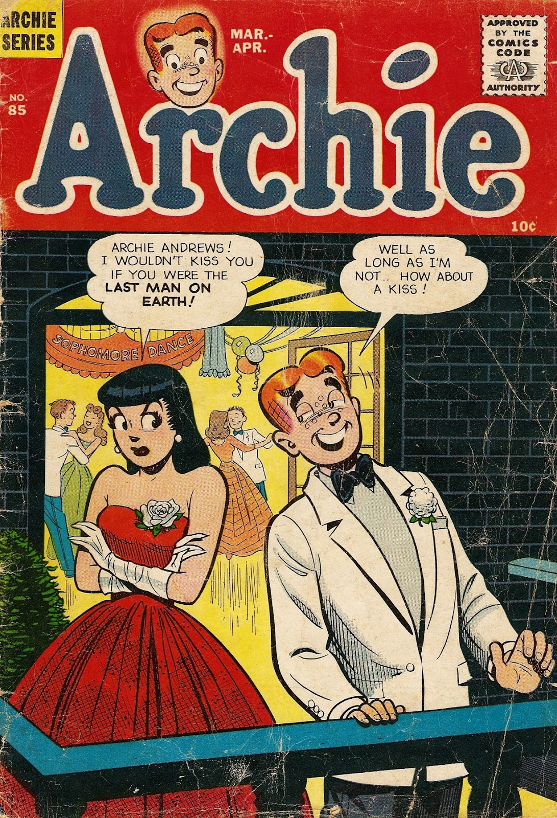 Archie Comics issue 085 - Page 1