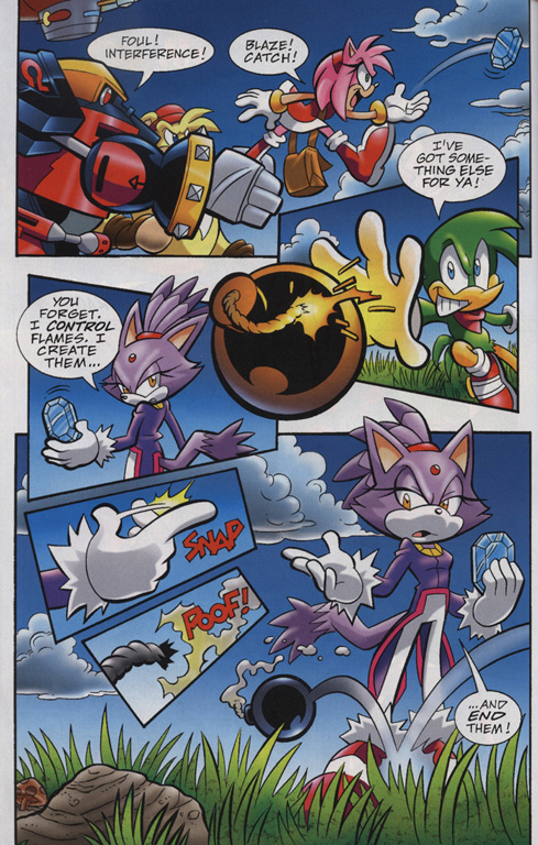 Read online Sonic Universe comic -  Issue #24 - 12