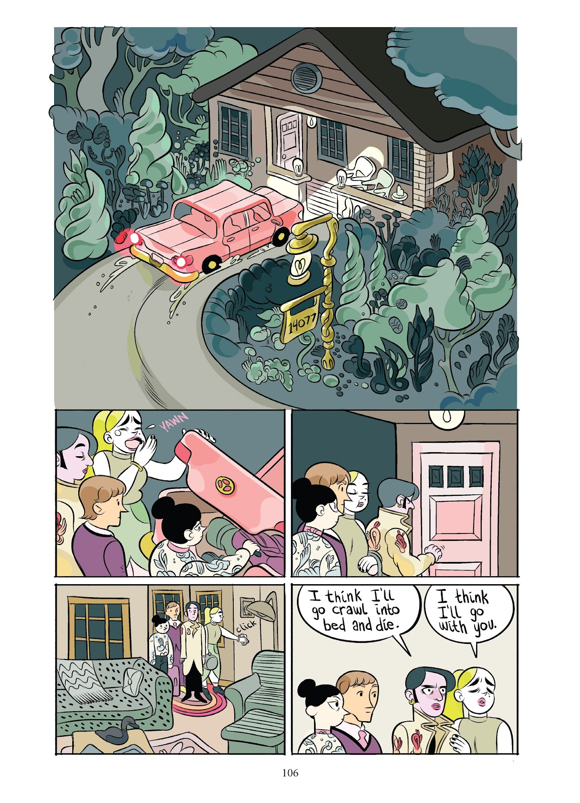 Read online Girl Town comic -  Issue # TPB (Part 2) - 6