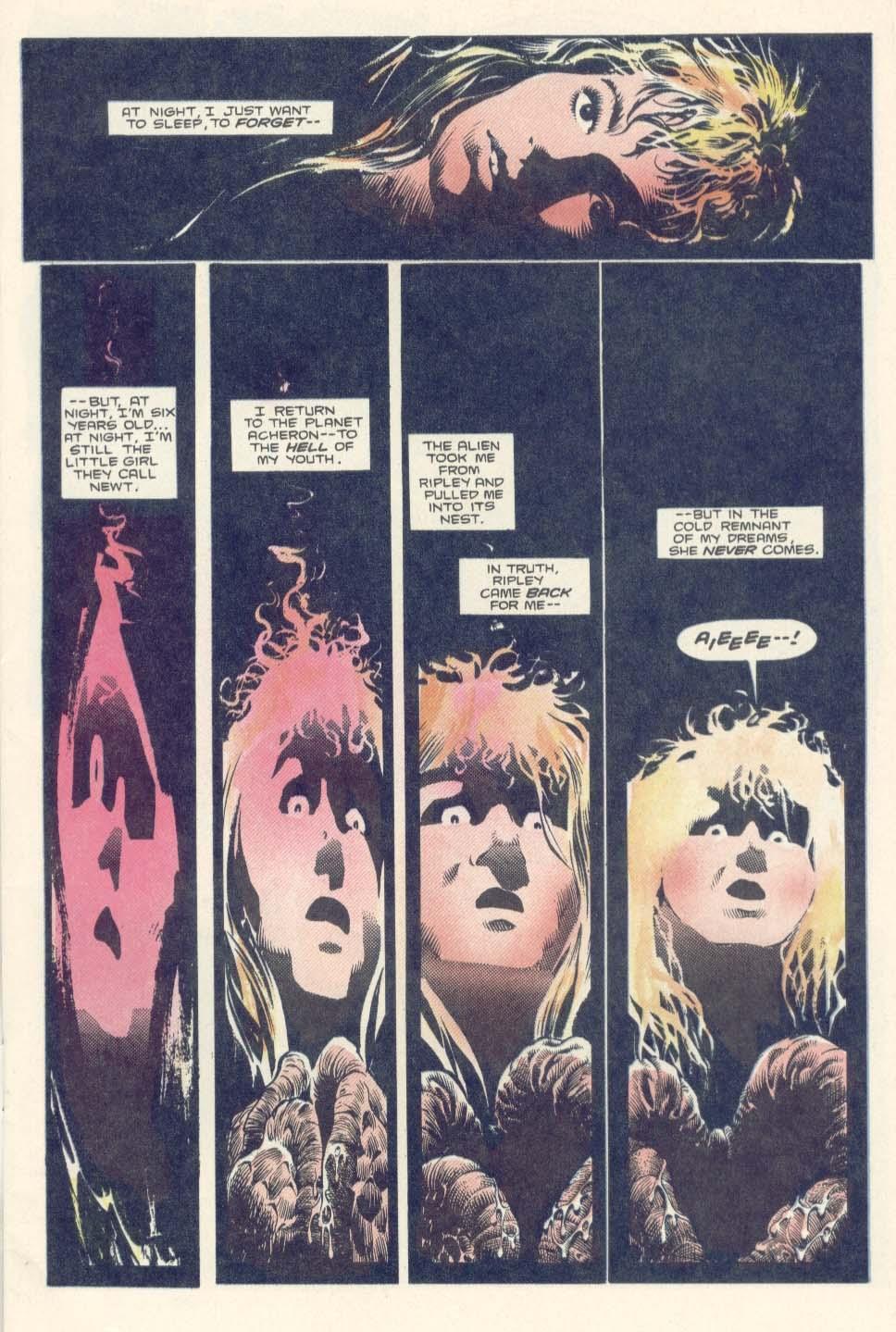Read online Aliens: Earth War comic -  Issue #2 - 3
