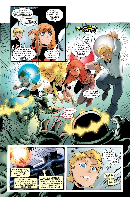 Read online Skrulls vs. Power Pack comic -  Issue #2 - 7