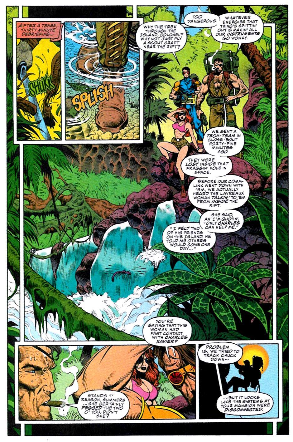 X-Men (1991) 35 Page 5