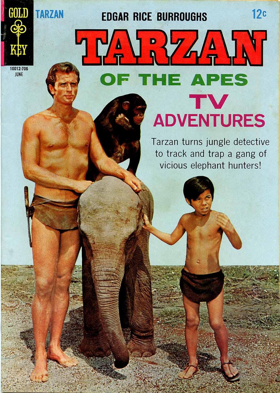 Tarzan (1962) issue 168 - Page 1