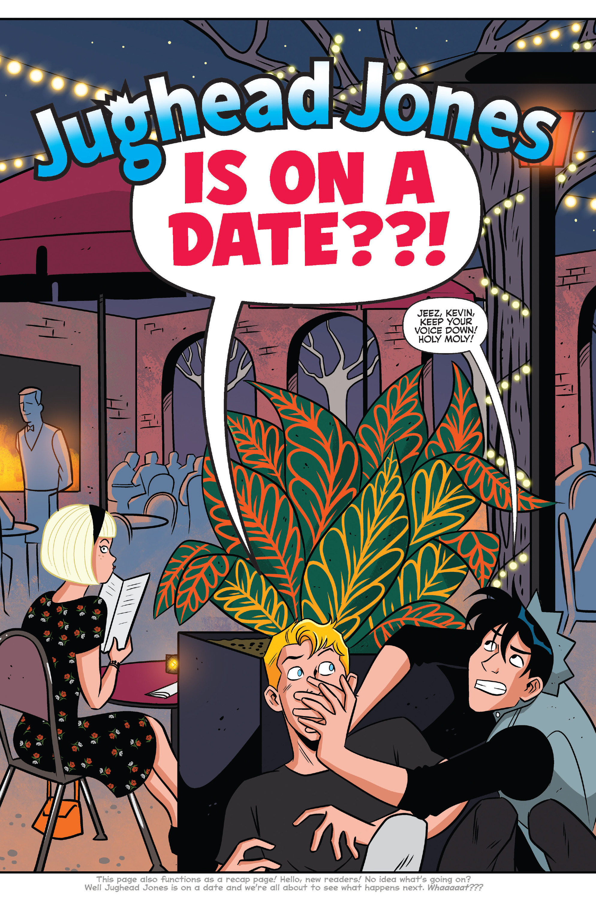 Read online Archie (2015) comic -  Issue #14 - 24