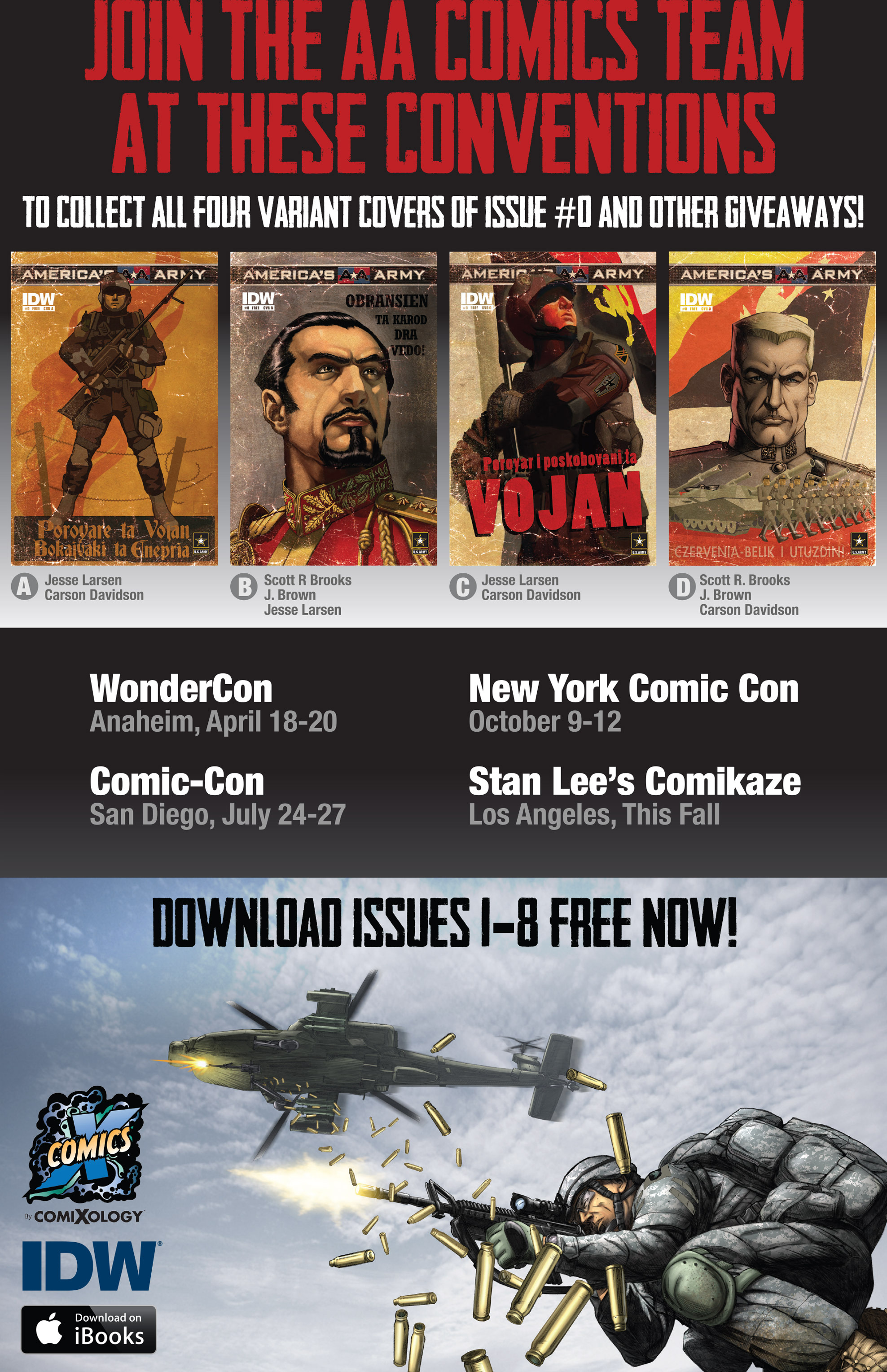 Read online America's Army comic -  Issue #0 - 17
