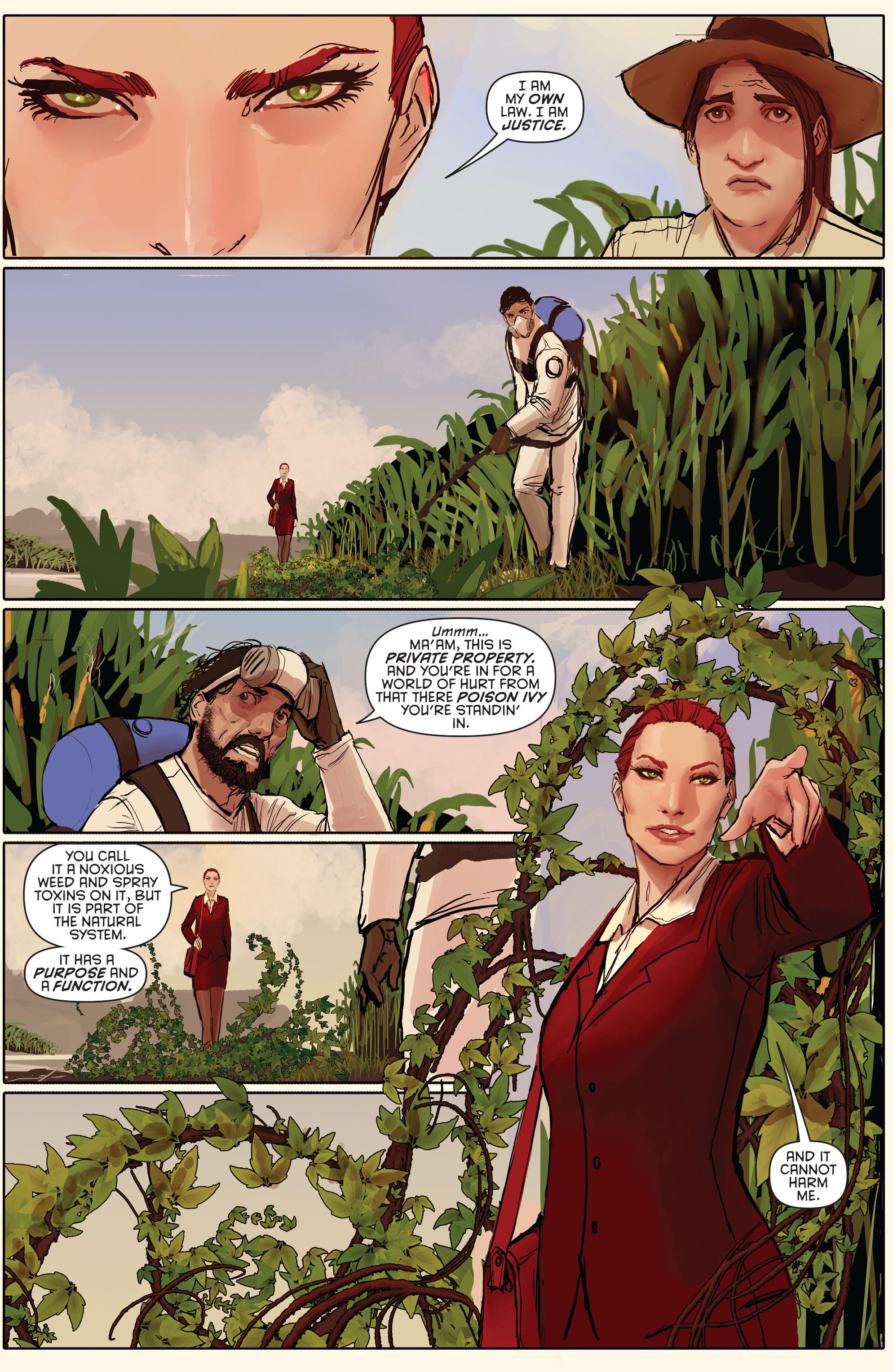 Read online Secret Origins (2014) comic -  Issue #10 - 28