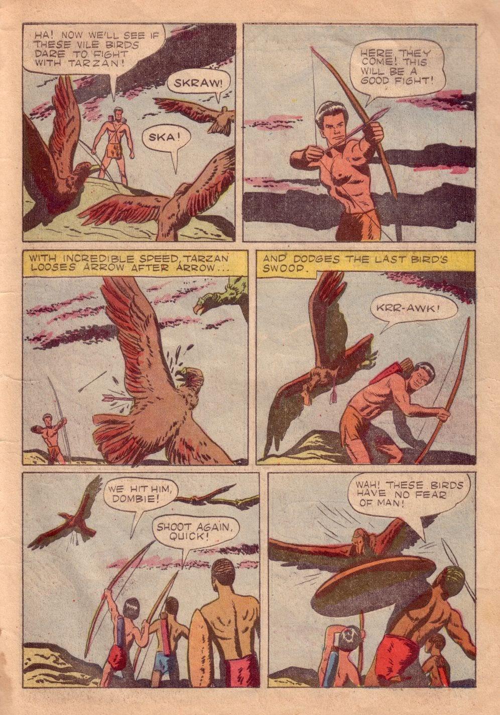 Tarzan (1948) issue 8 - Page 27