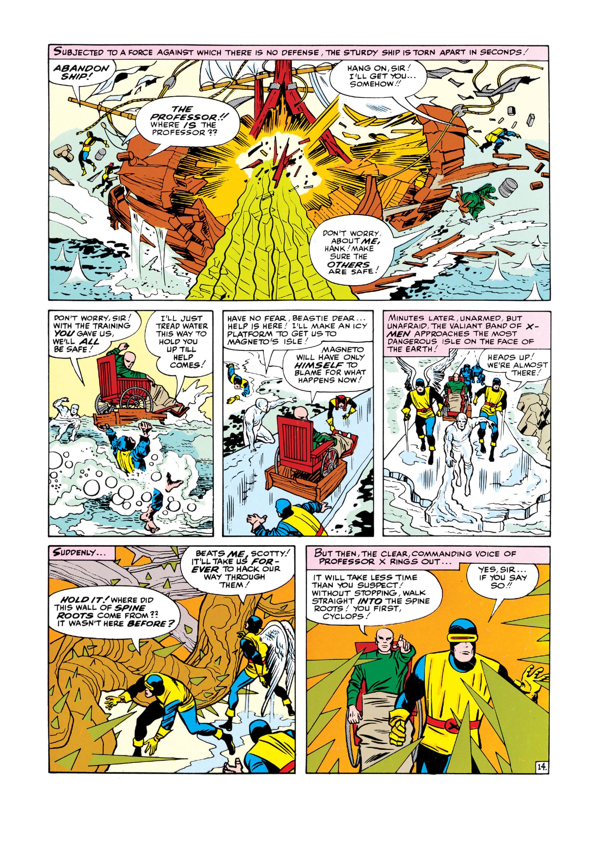 Uncanny X-Men (1963) 6 Page 14