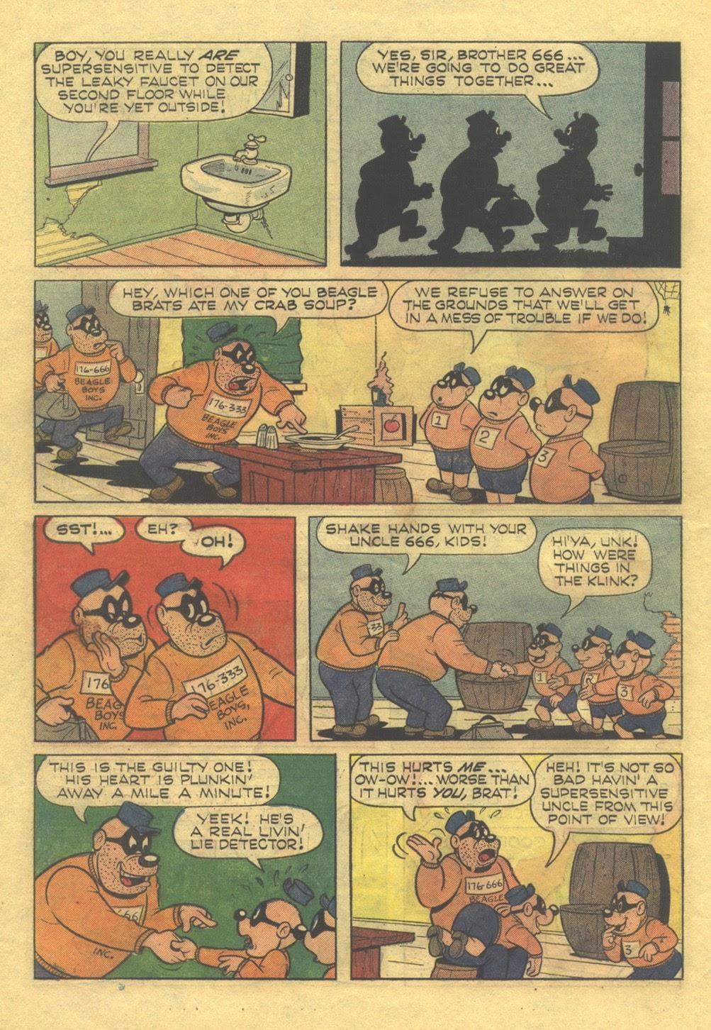 Walt Disney THE BEAGLE BOYS issue 3 - Page 26