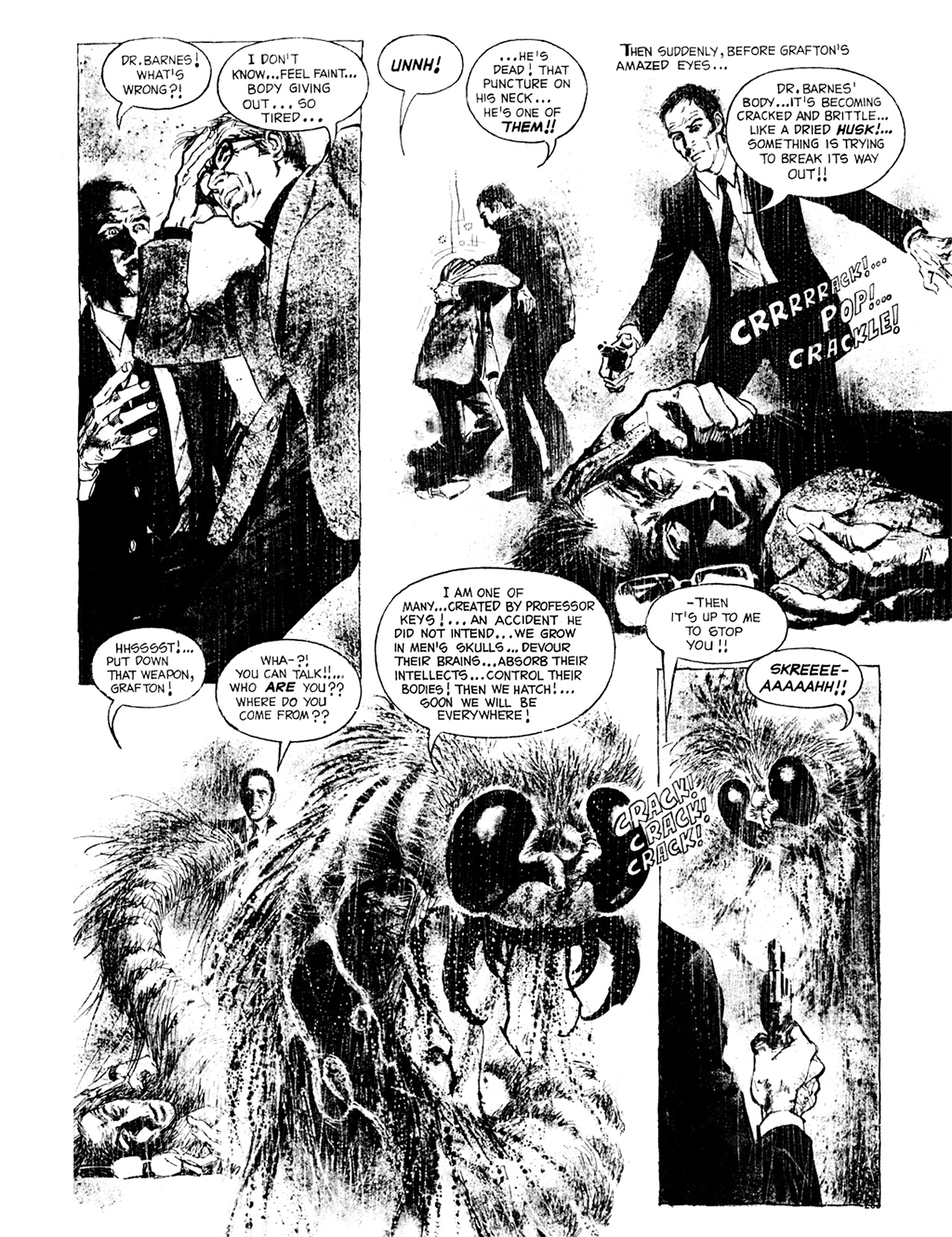 Read online Eerie Archives comic -  Issue # TPB 8 - 284