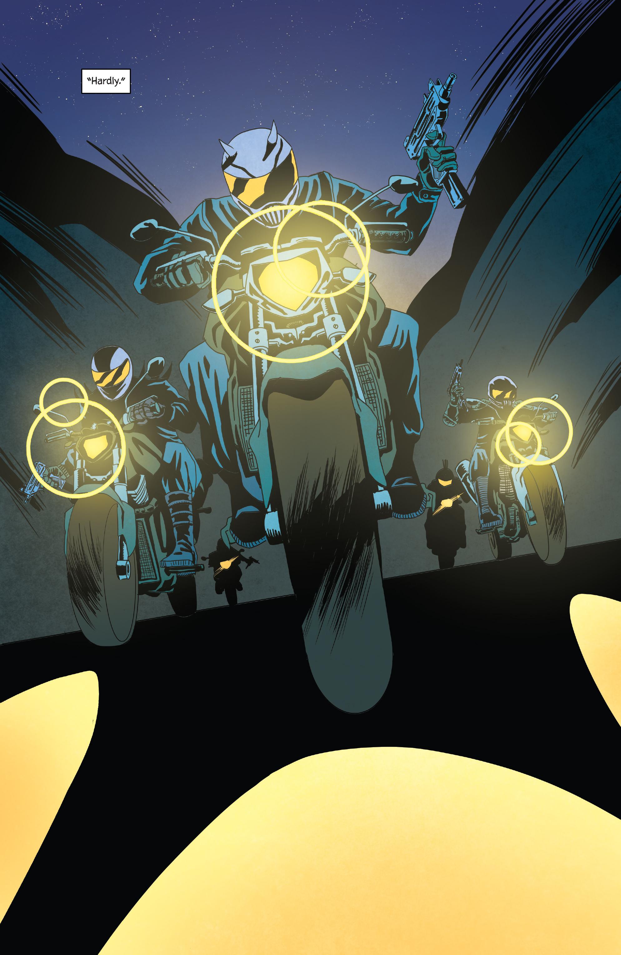 Read online James Bond (2017) comic -  Issue #3 - 23