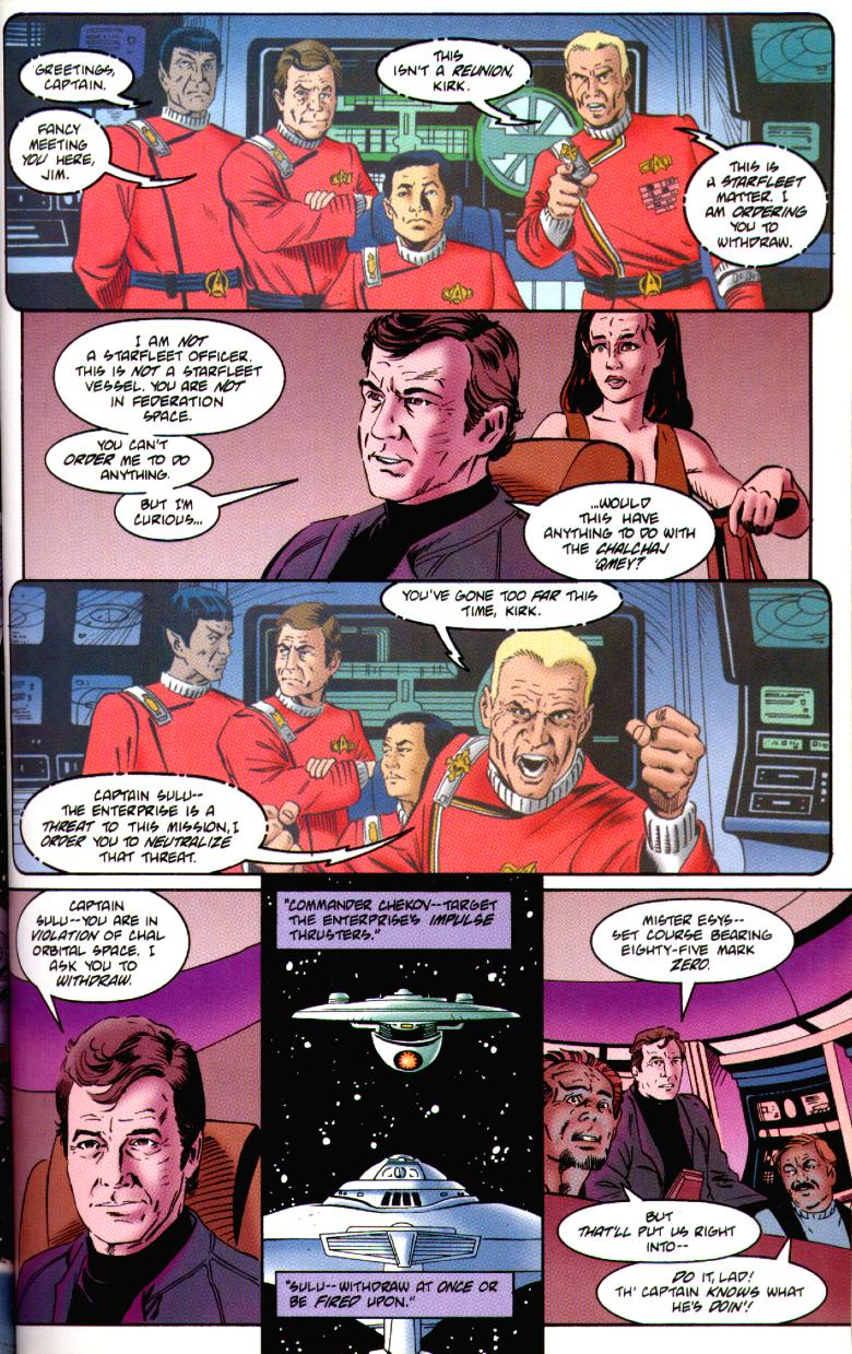 Read online Star Trek: The Ashes of Eden comic -  Issue # Full - 70