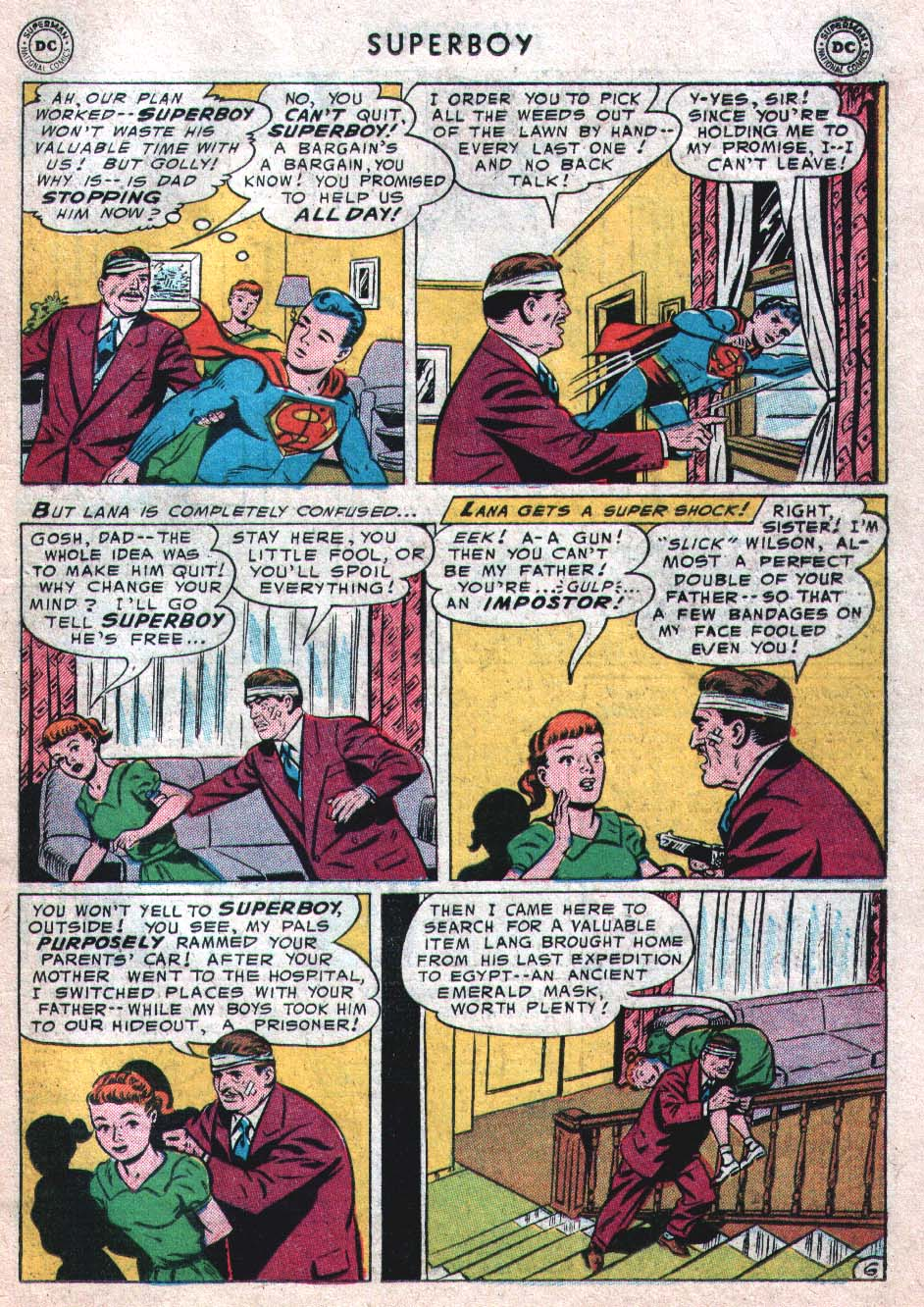 Superboy (1949) issue 46 - Page 15