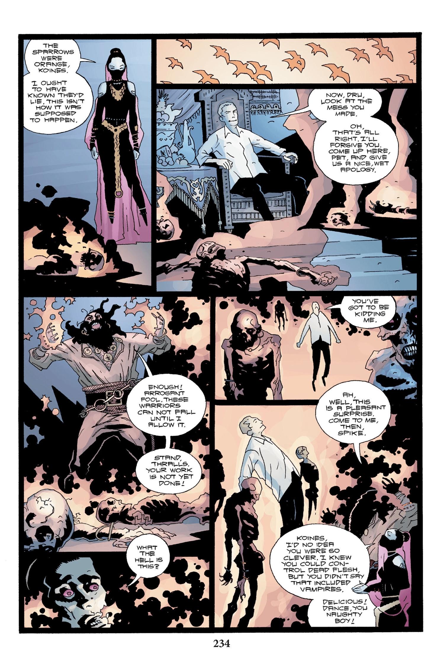 Read online Buffy the Vampire Slayer: Omnibus comic -  Issue # TPB 2 - 227
