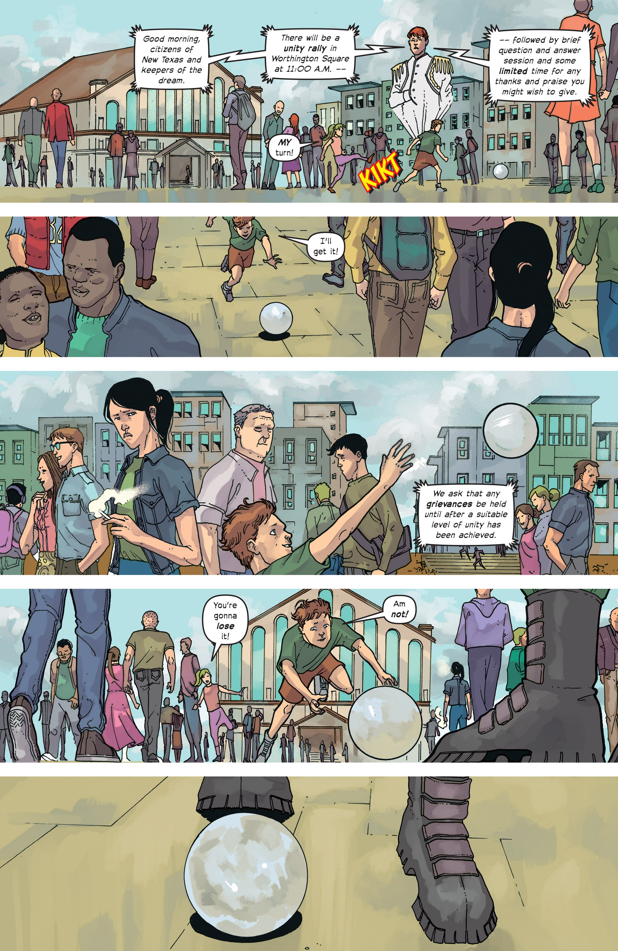Read online Great Pacific comic -  Issue #15 - 8