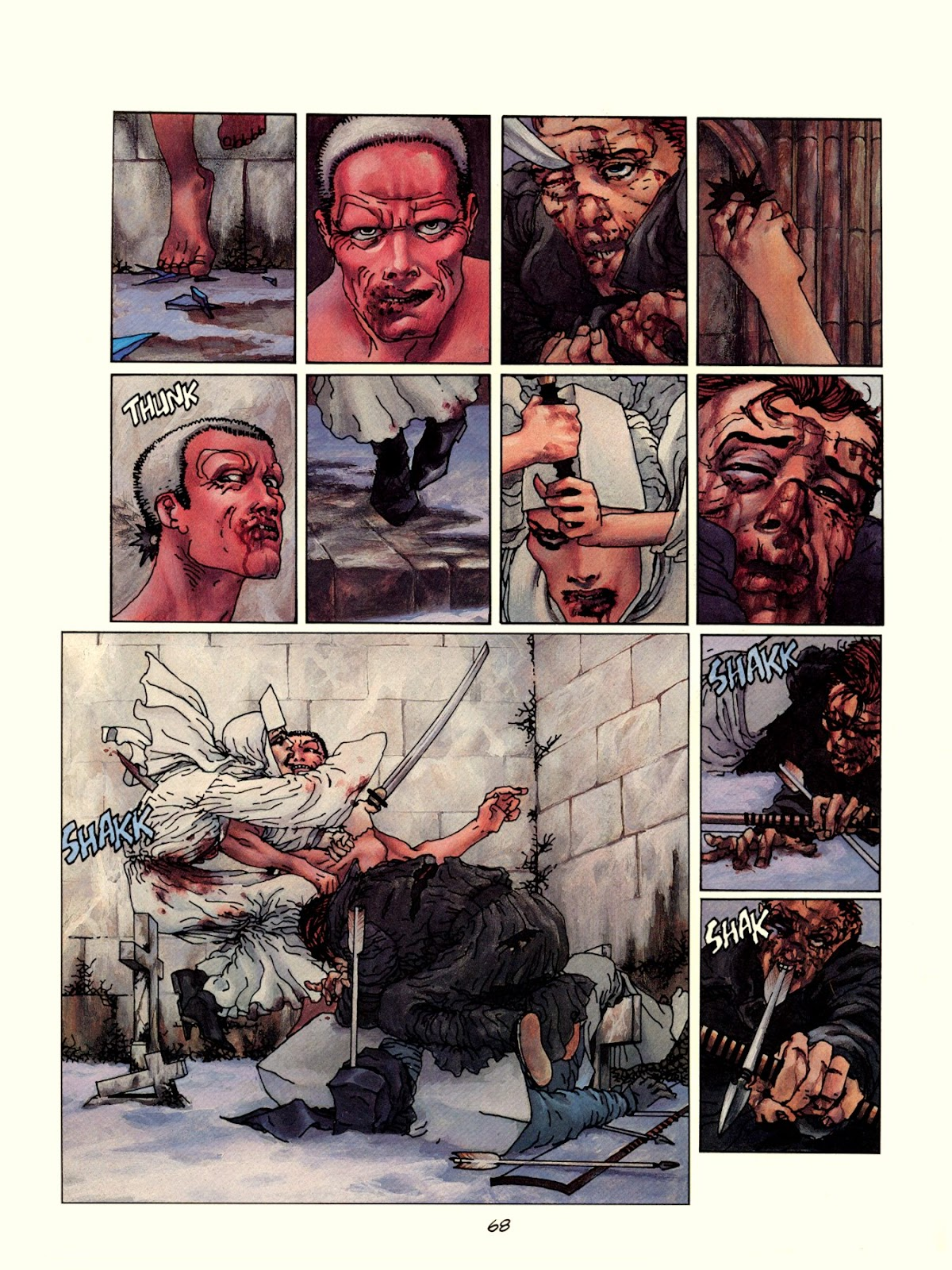 Elektra Lives Again issue Full - Page 75