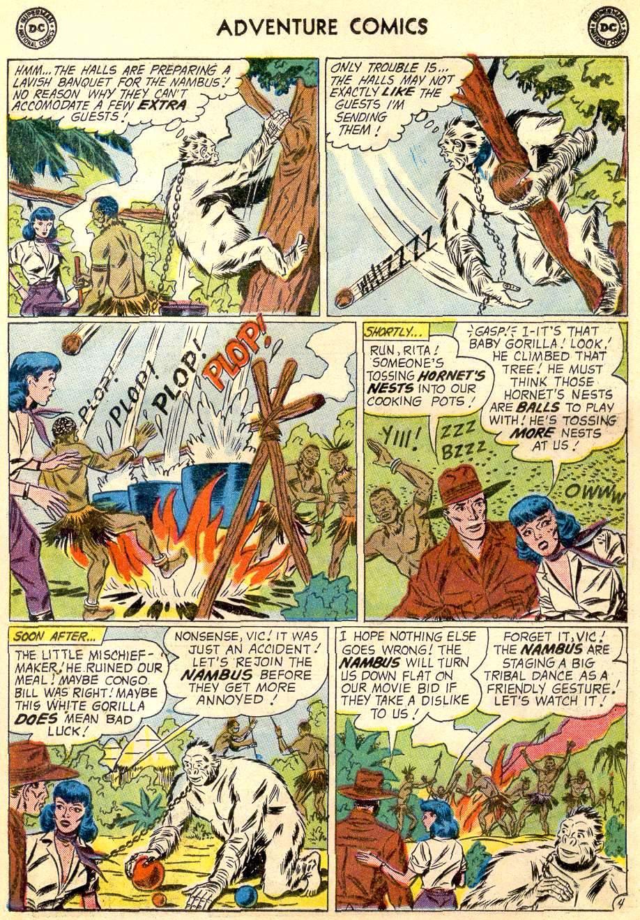Read online Adventure Comics (1938) comic -  Issue #271 - 21