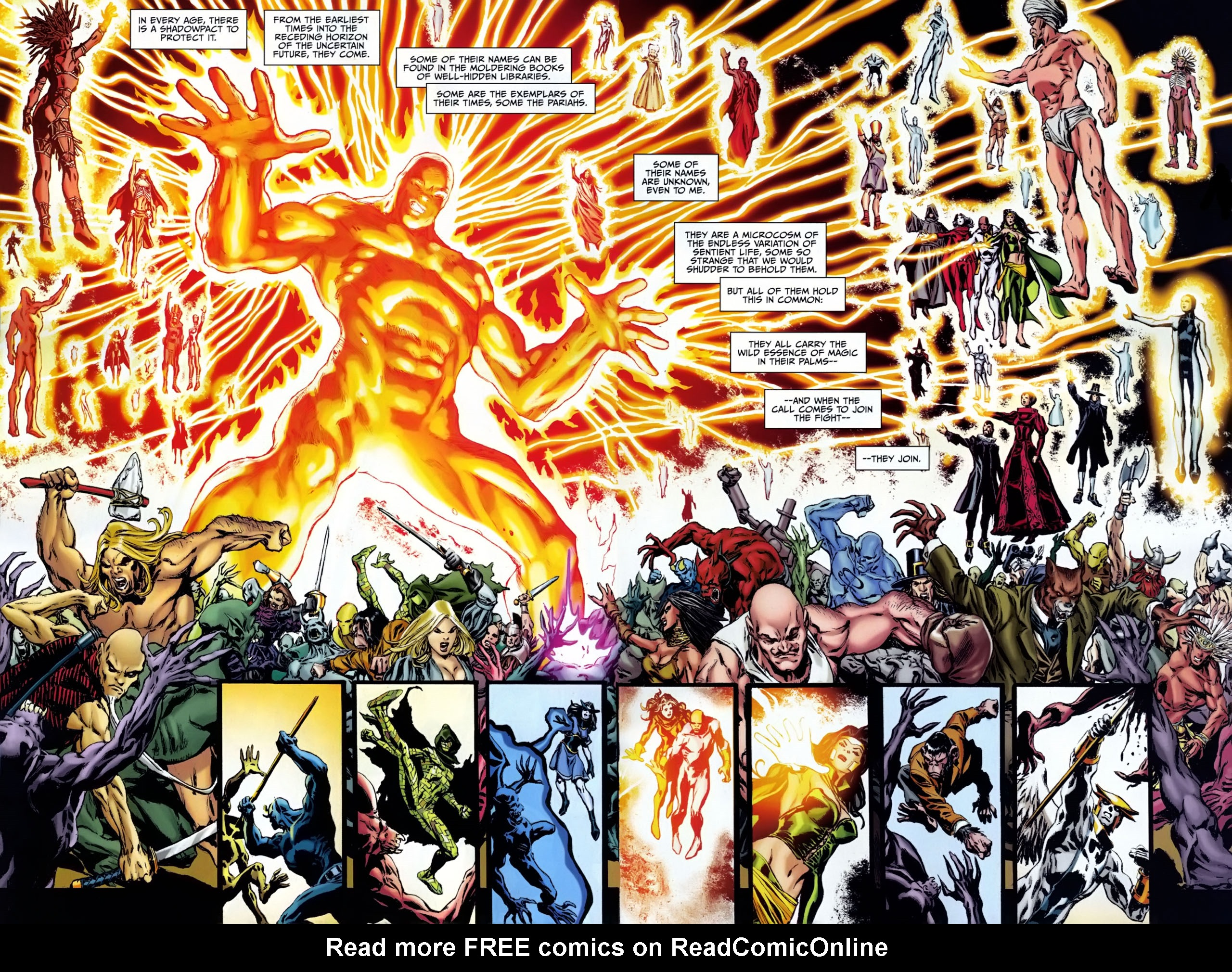Read online Shadowpact comic -  Issue #25 - 15