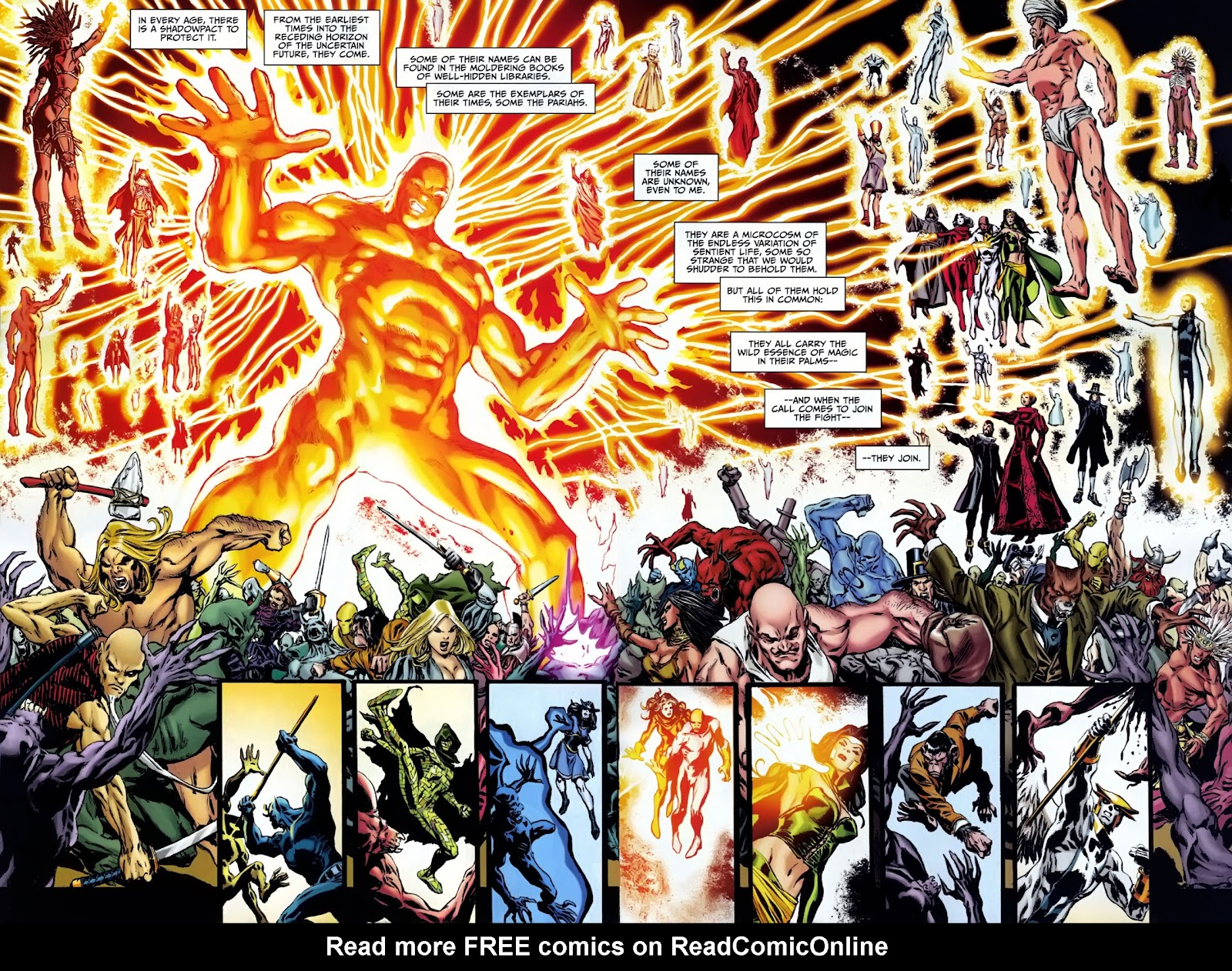 Shadowpact issue 25 - Page 15