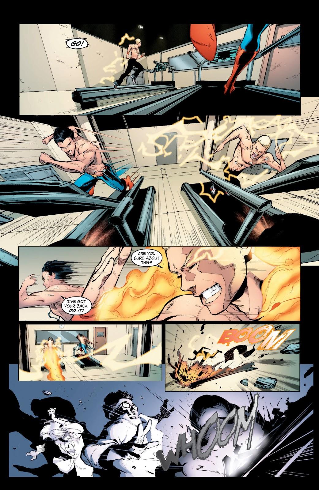 Read online Smallville Season 11 [II] comic -  Issue # TPB 3 - 57