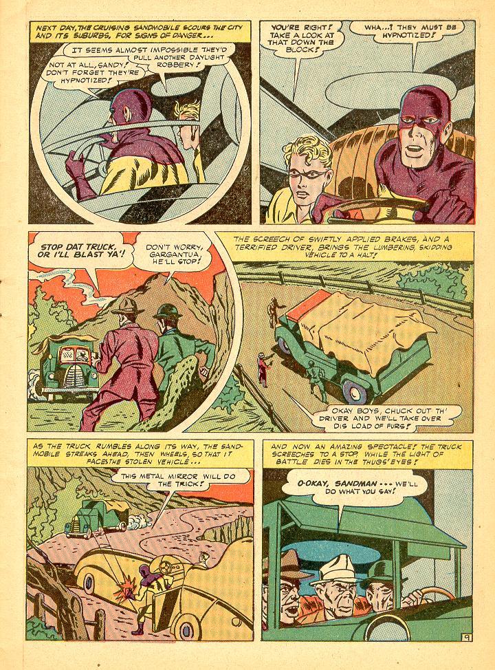 Read online Adventure Comics (1938) comic -  Issue #91 - 11