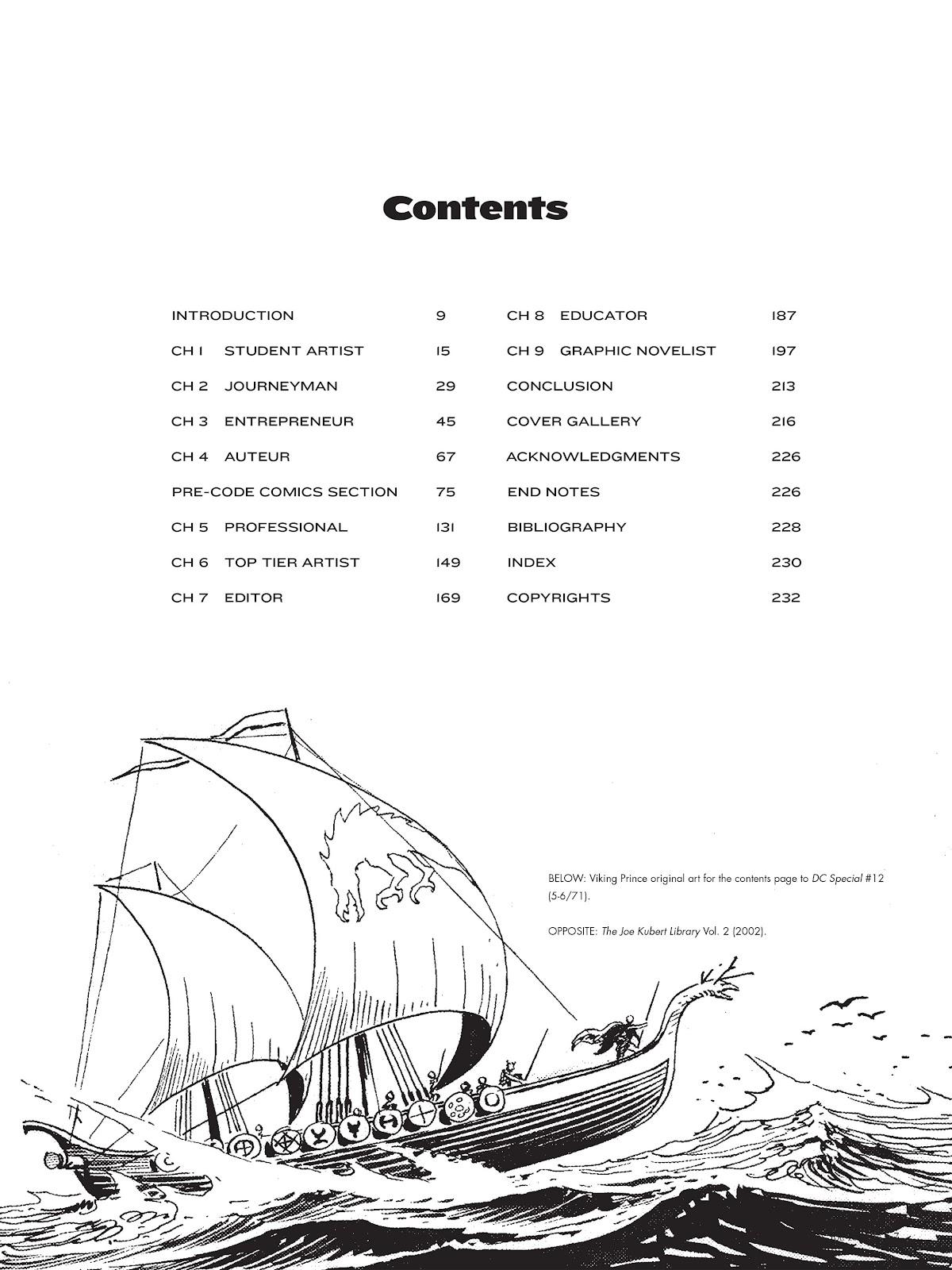 Read online The Art of Joe Kubert comic -  Issue # TPB (Part 1) - 8