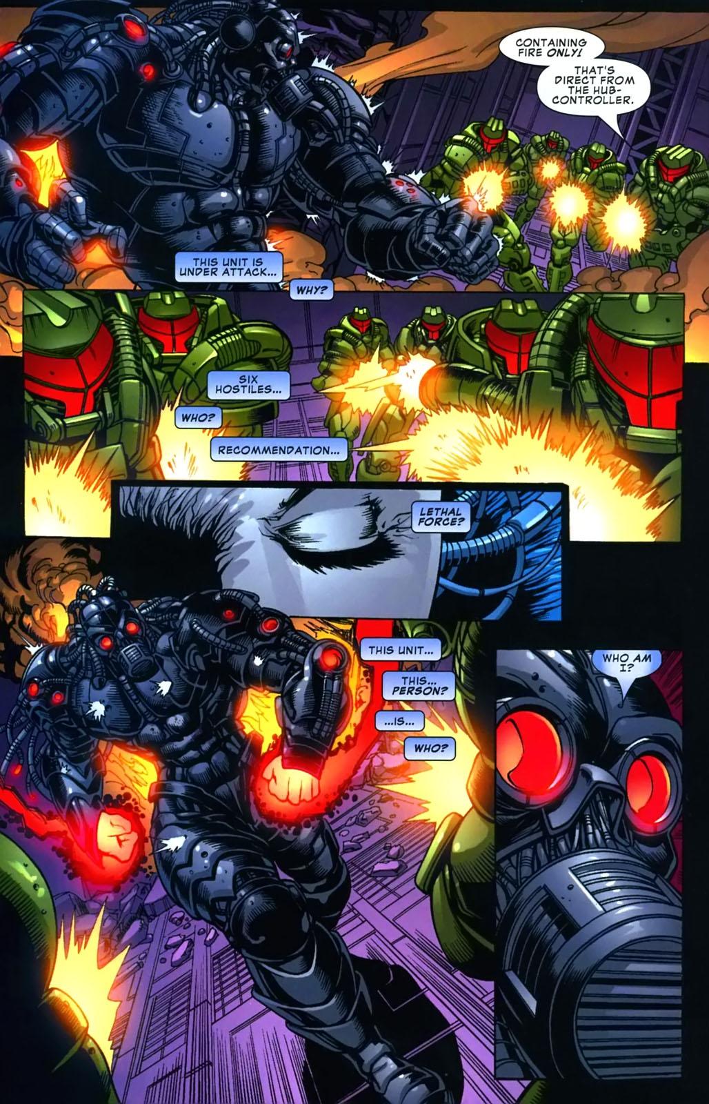 Read online Amazing Fantasy (2004) comic -  Issue #16 - 17