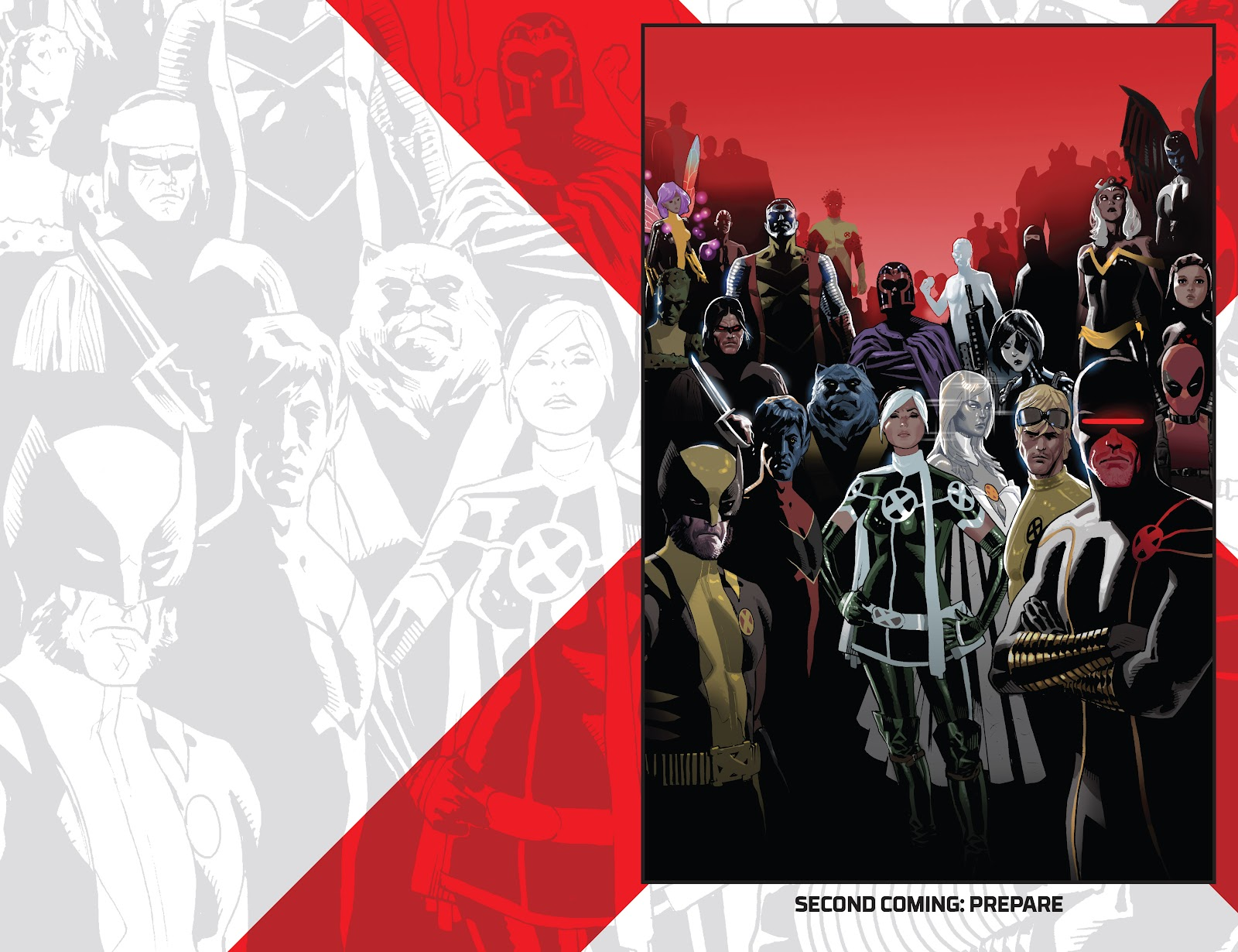Read online X-Men: Second Coming comic -  Issue # _TPB (Part 1) - 4