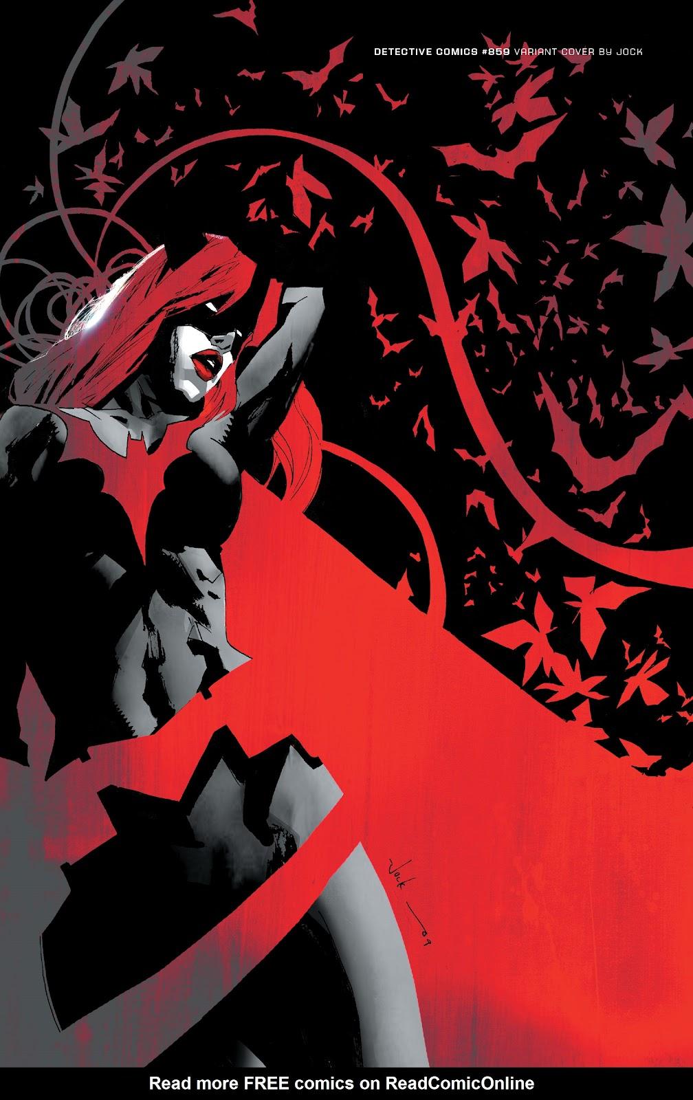 Read online Detective Comics (1937) comic -  Issue # _TPB Batwoman – Elegy (New Edition) (Part 2) - 41