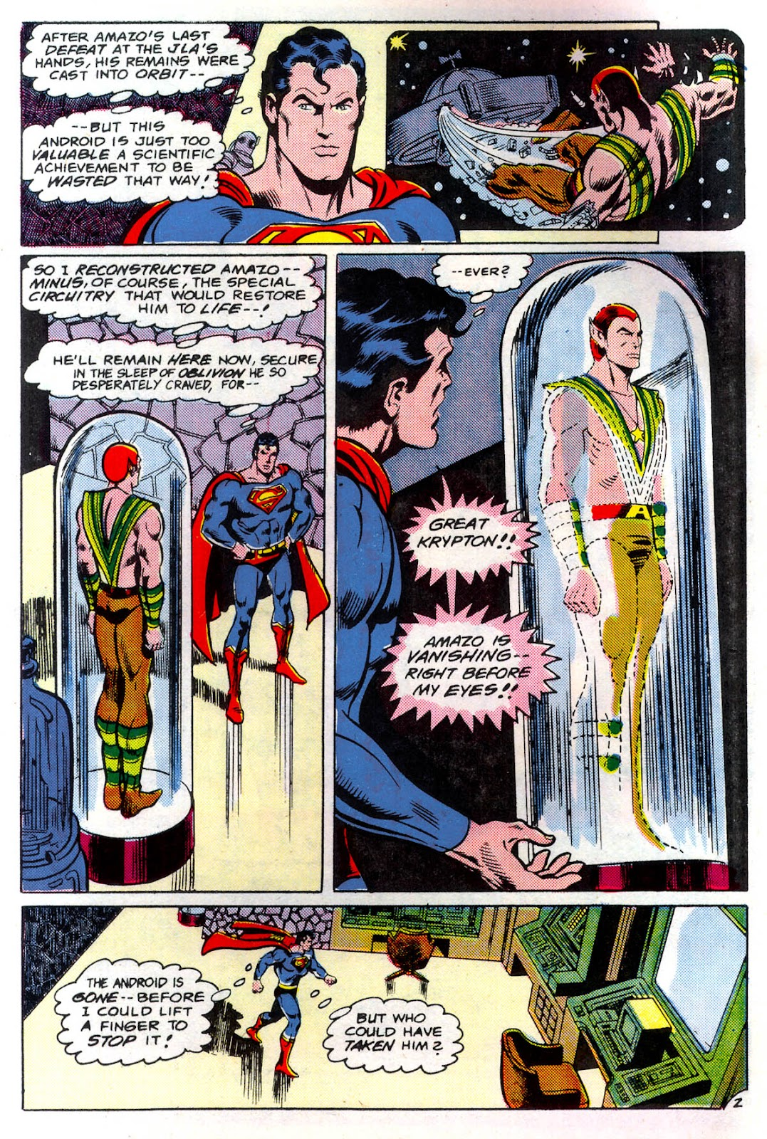 Read online Superman Special (1983) comic -  Issue #3 - 3
