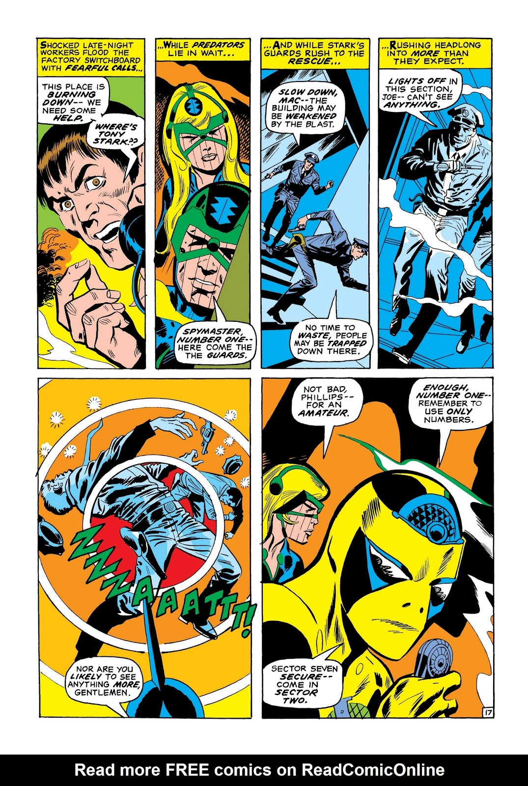 Read online Marvel Masterworks: The Invincible Iron Man comic -  Issue # TPB 7 (Part 2) - 65