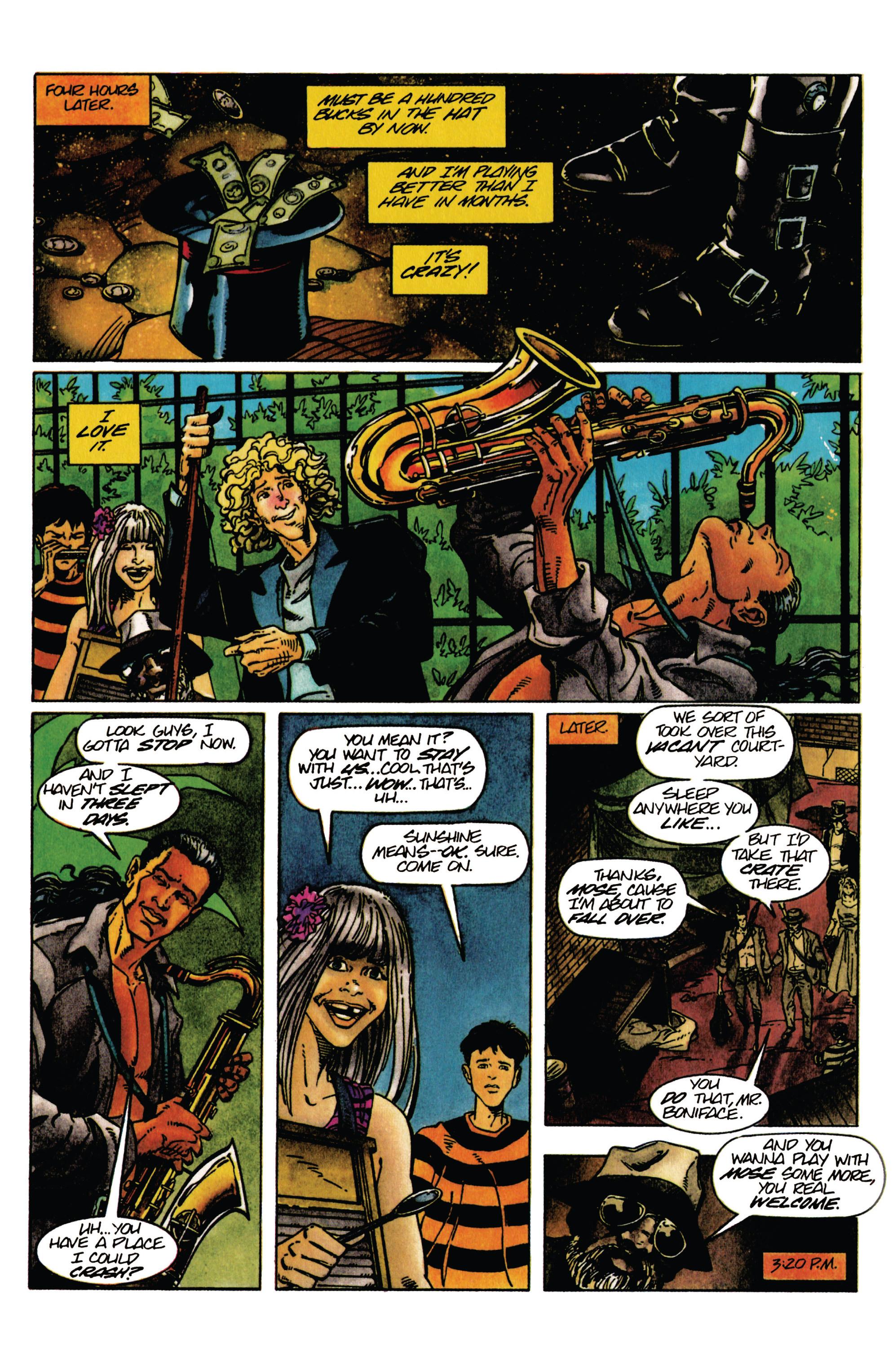 Read online Shadowman (1992) comic -  Issue #30 - 8